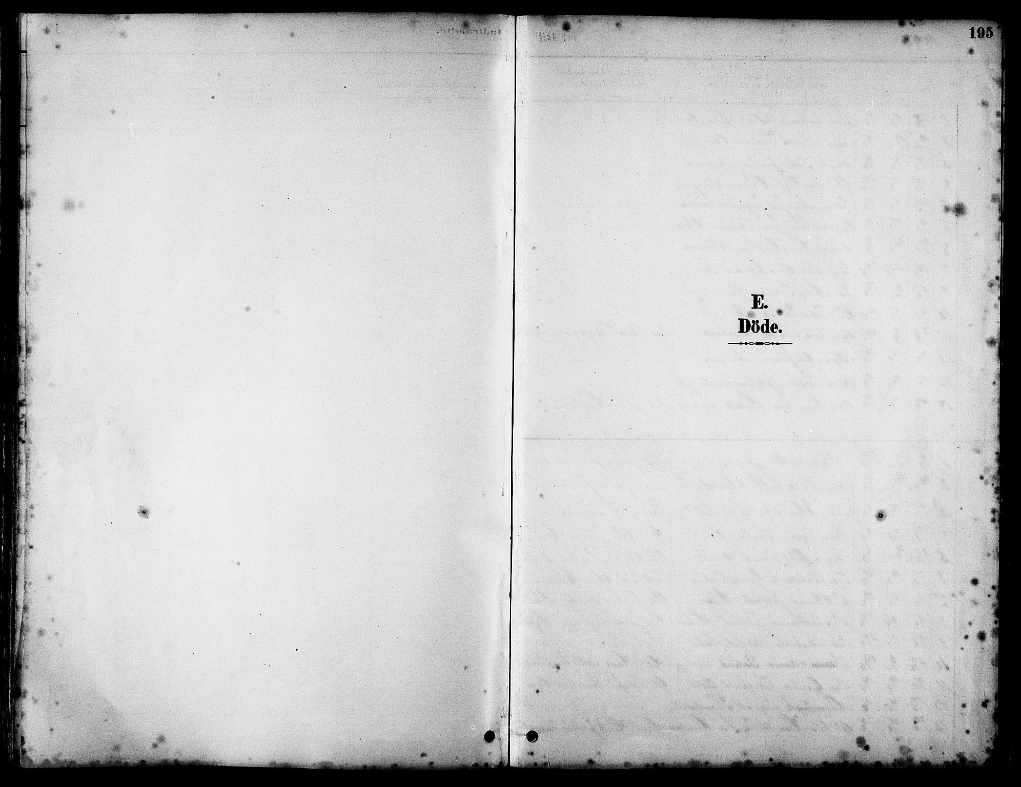 SAT, Ministerialprotokoller, klokkerbøker og fødselsregistre - Sør-Trøndelag, 658/L0726: Klokkerbok nr. 658C02, 1883-1908, s. 195
