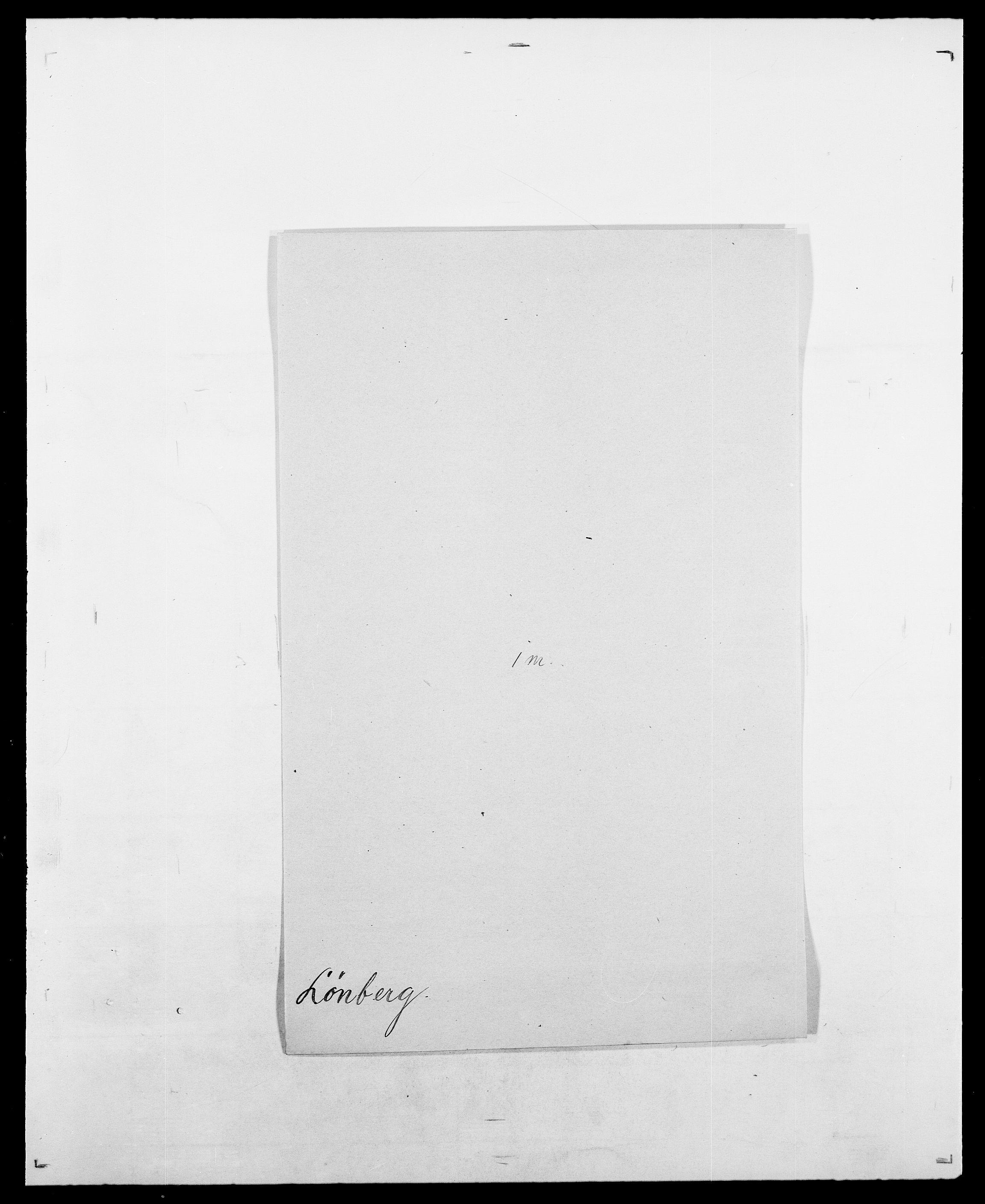 SAO, Delgobe, Charles Antoine - samling, D/Da/L0025: Løberg - Mazar, s. 50