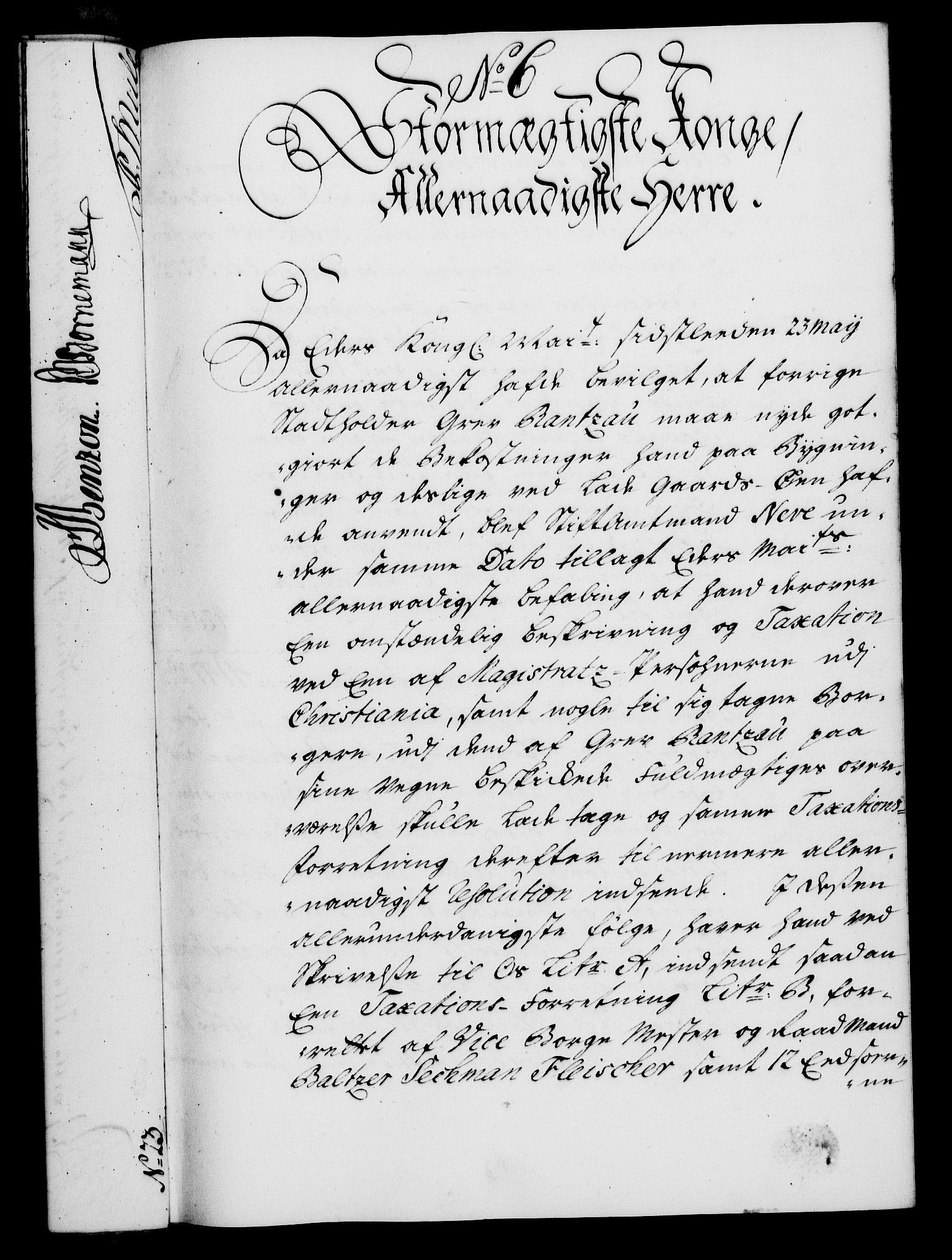 RA, Rentekammeret, Kammerkanselliet, G/Gf/Gfa/L0023: Norsk relasjons- og resolusjonsprotokoll (merket RK 52.23), 1740, s. 52