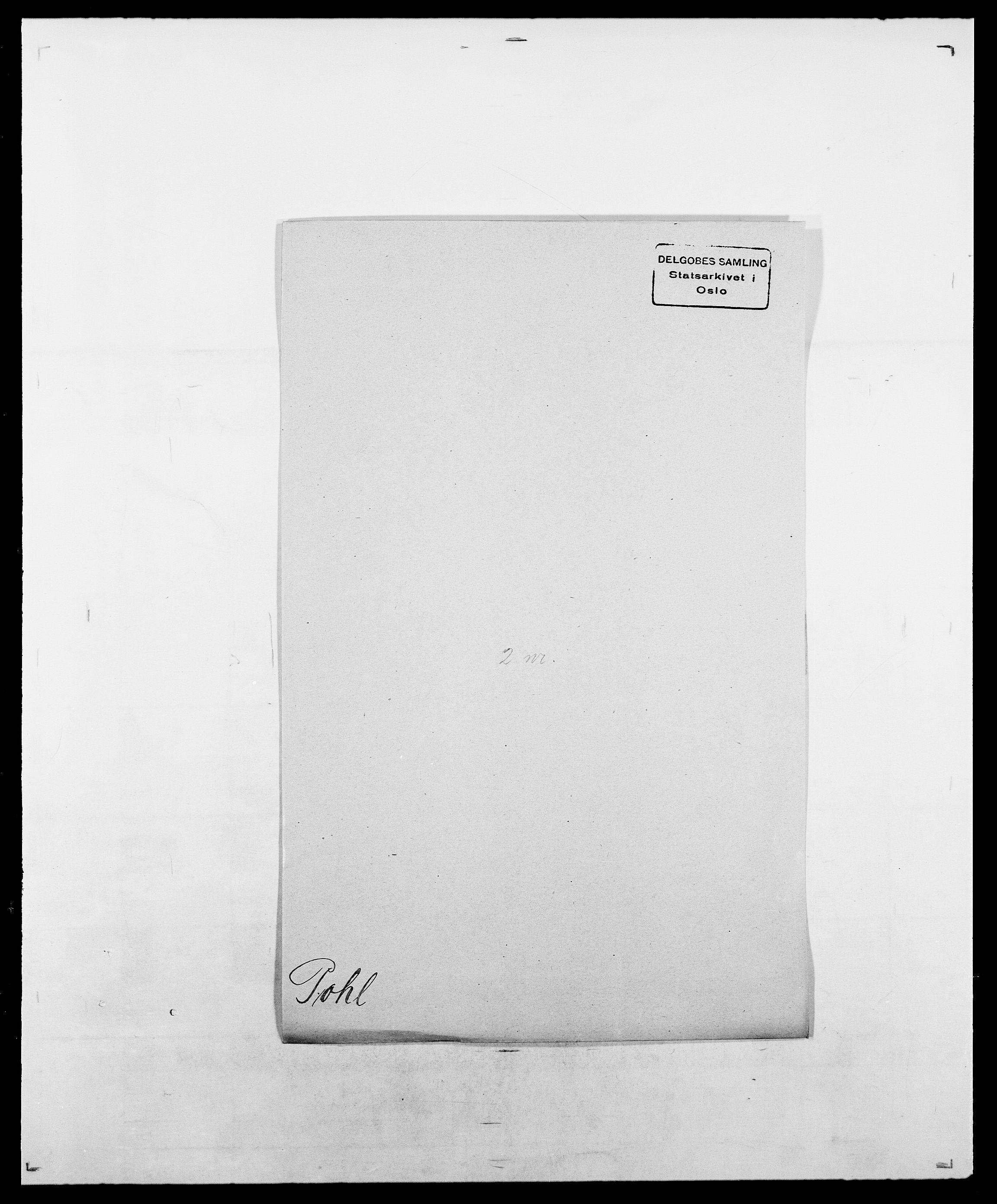 SAO, Delgobe, Charles Antoine - samling, D/Da/L0031: de Place - Raaum, s. 164