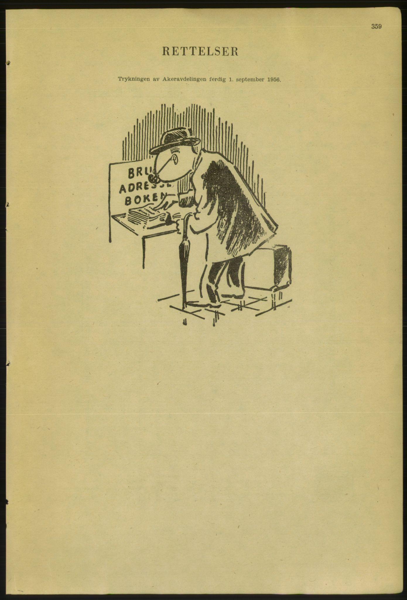 PUBL, Kristiania/Oslo adressebok, 1956-1957, s. 359