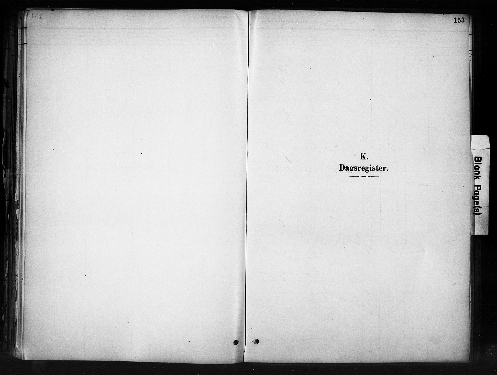 SAH, Nord-Aurdal prestekontor, Ministerialbok nr. 13, 1883-1895, s. 153
