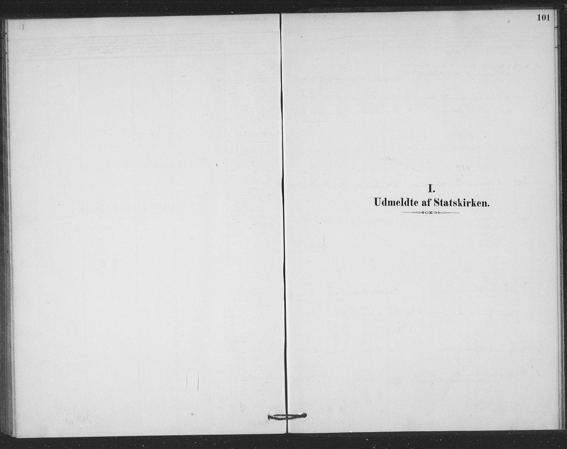 SAKO, Bamble kirkebøker, F/Fb/L0001: Ministerialbok nr. II 1, 1878-1899, s. 101