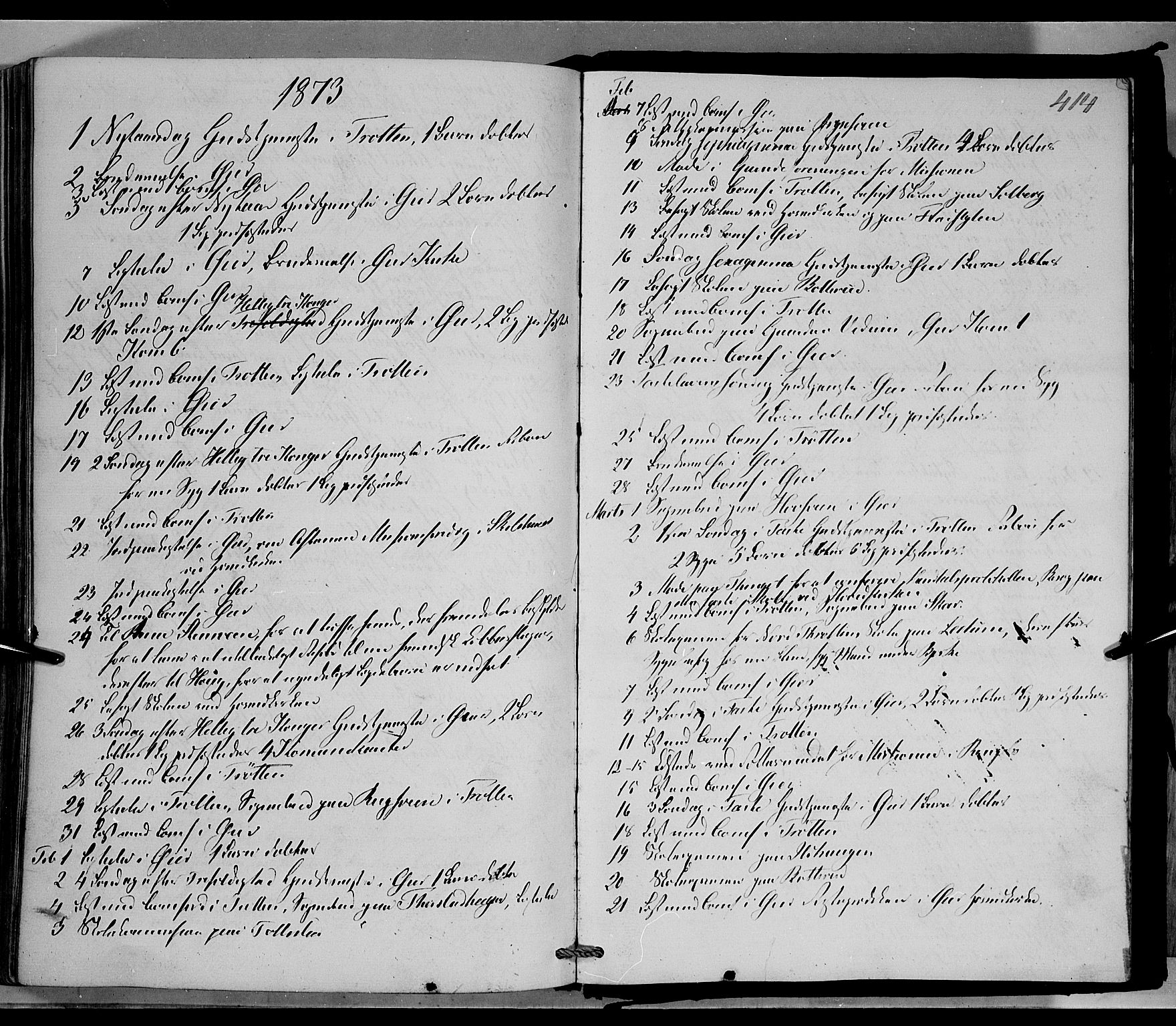 SAH, Øyer prestekontor, Ministerialbok nr. 6, 1858-1874, s. 414