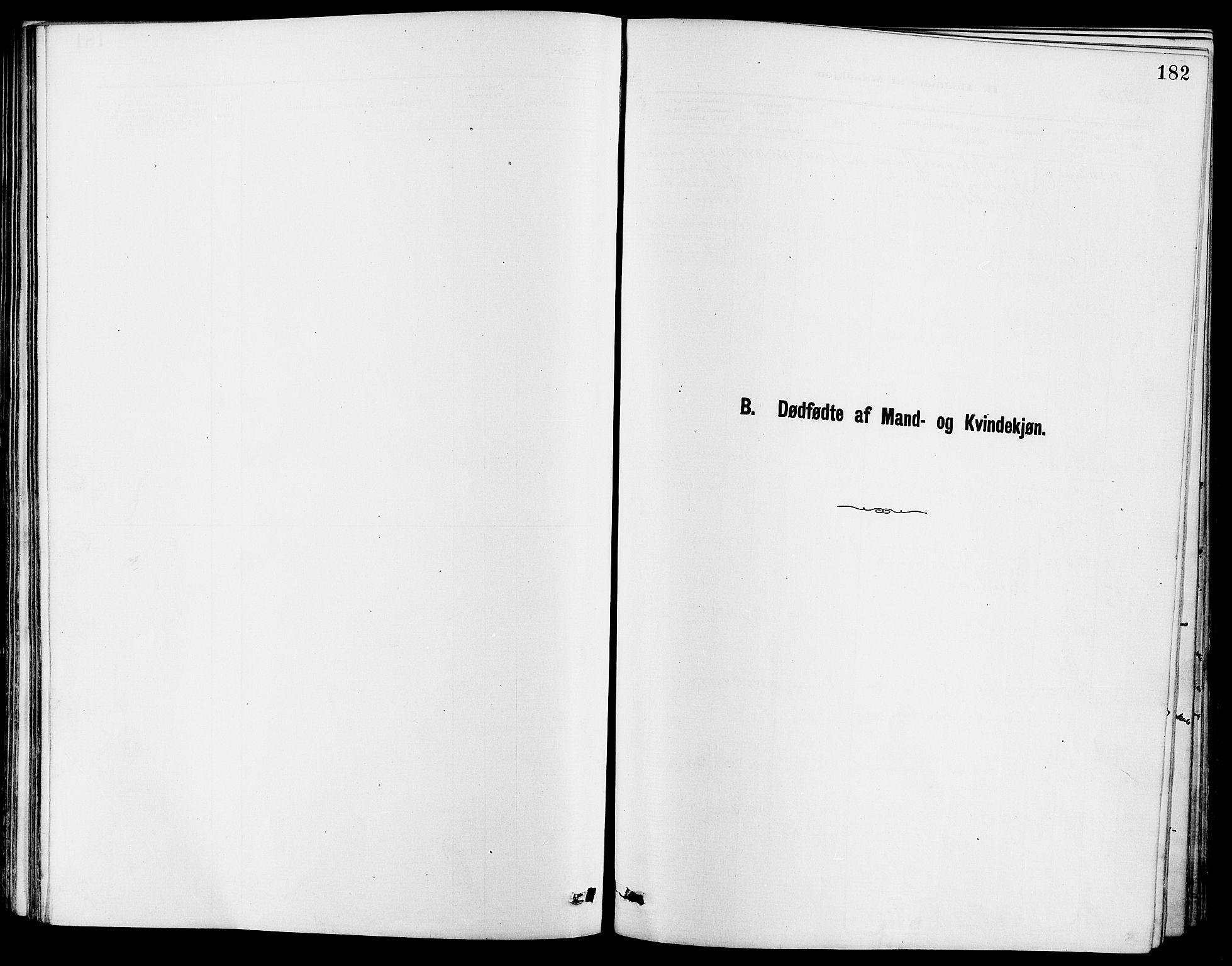 SAH, Dovre prestekontor, Klokkerbok nr. 2, 1881-1907, s. 182