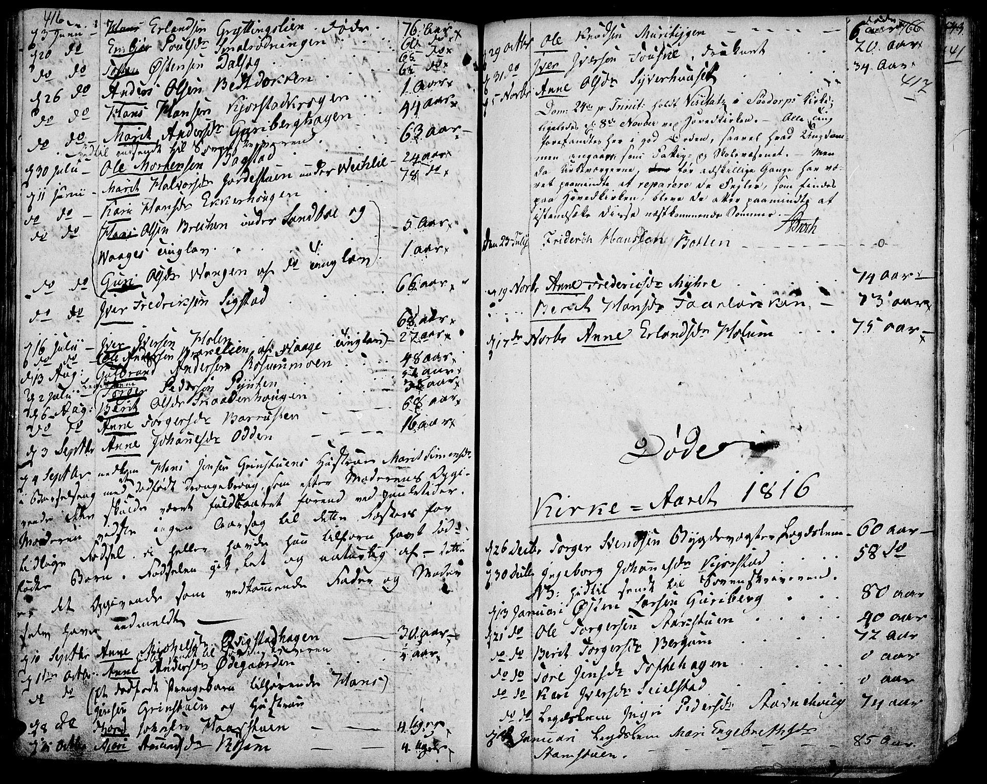 SAH, Fron prestekontor, H/Ha/Haa/L0001: Ministerialbok nr. 1, 1799-1816, s. 416-417