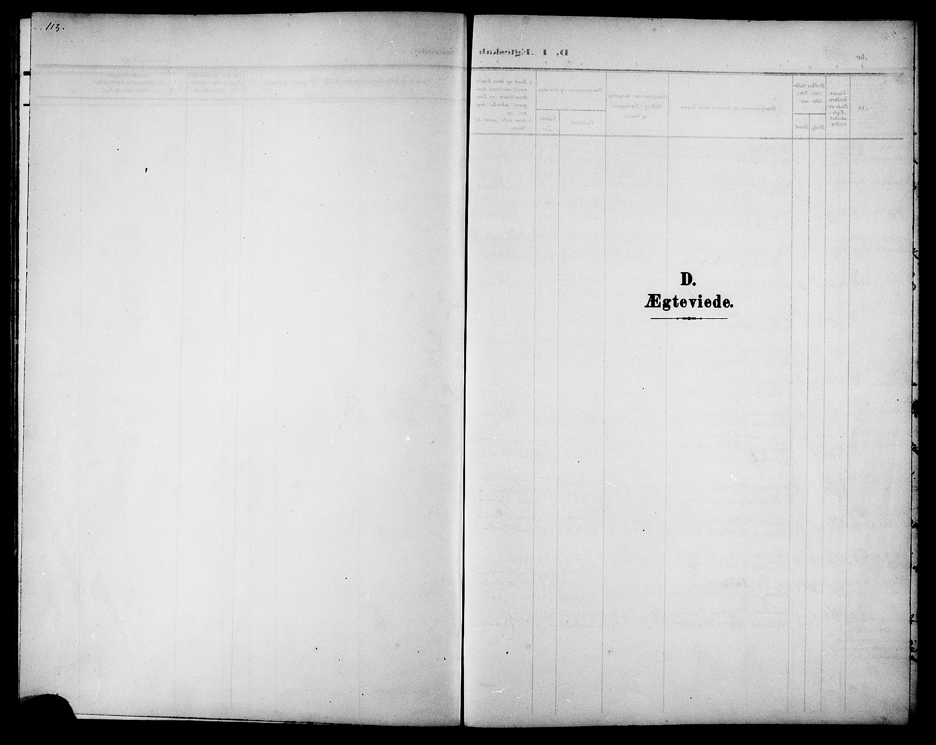 SAT, Ministerialprotokoller, klokkerbøker og fødselsregistre - Sør-Trøndelag, 657/L0717: Klokkerbok nr. 657C04, 1904-1923, s. 113