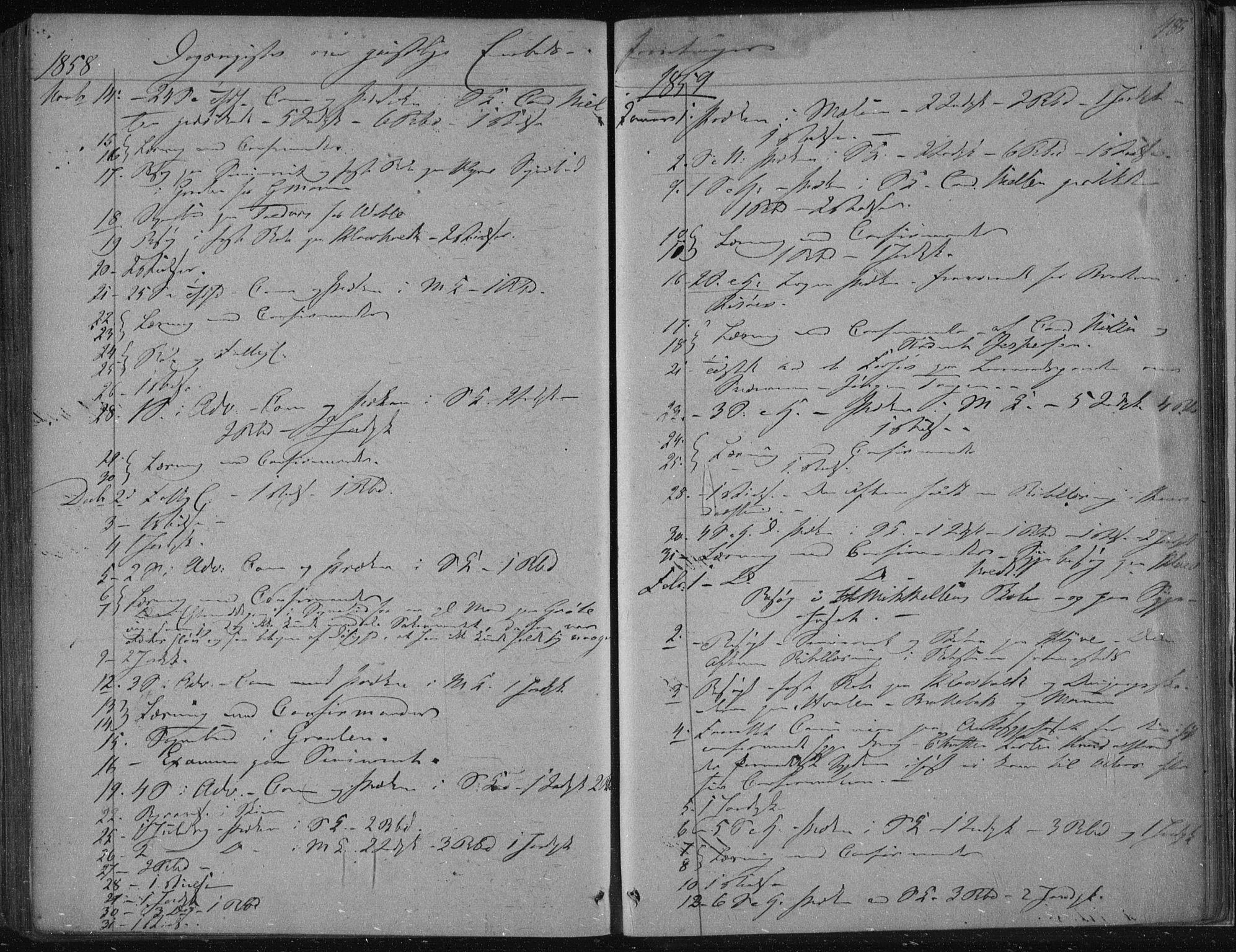 SAKO, Solum kirkebøker, F/Fa/L0007: Ministerialbok nr. I 7, 1856-1864, s. 485