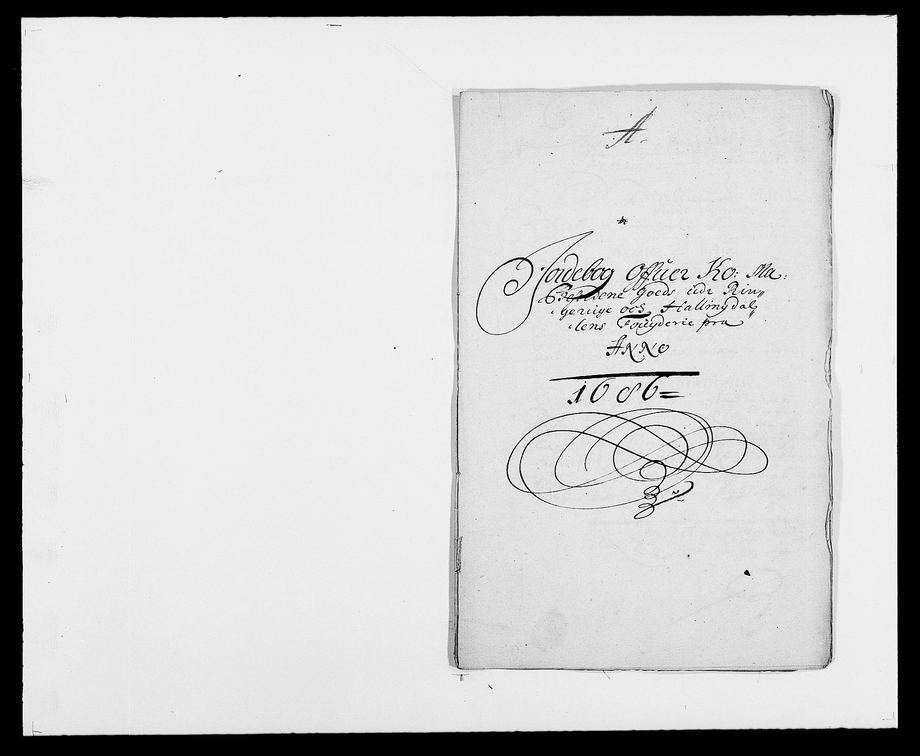 RA, Rentekammeret inntil 1814, Reviderte regnskaper, Fogderegnskap, R21/L1446: Fogderegnskap Ringerike og Hallingdal, 1683-1686, s. 420