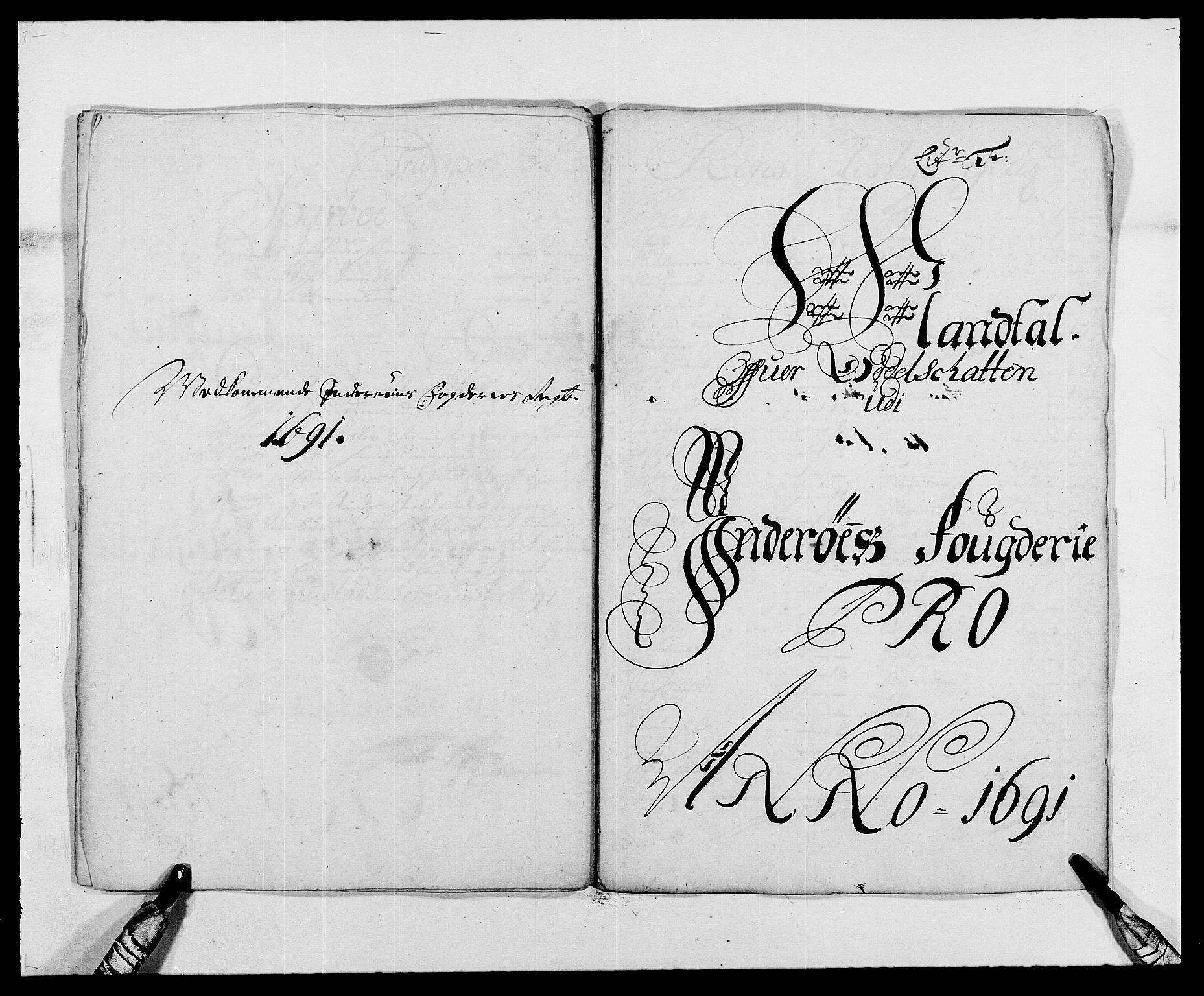 RA, Rentekammeret inntil 1814, Reviderte regnskaper, Fogderegnskap, R63/L4307: Fogderegnskap Inderøy, 1690-1691, s. 304