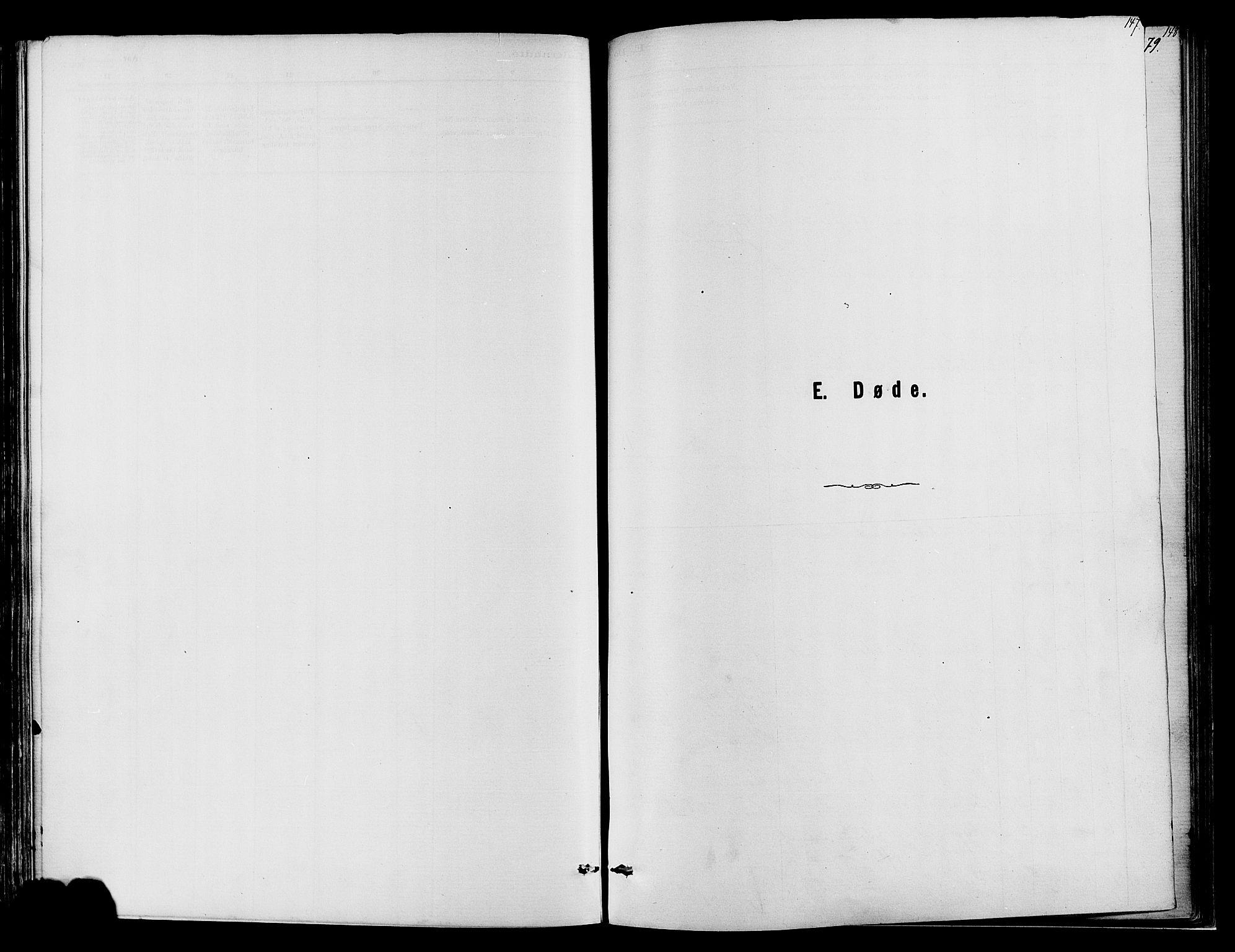SAH, Vardal prestekontor, H/Ha/Haa/L0009: Ministerialbok nr. 9, 1878-1892, s. 147