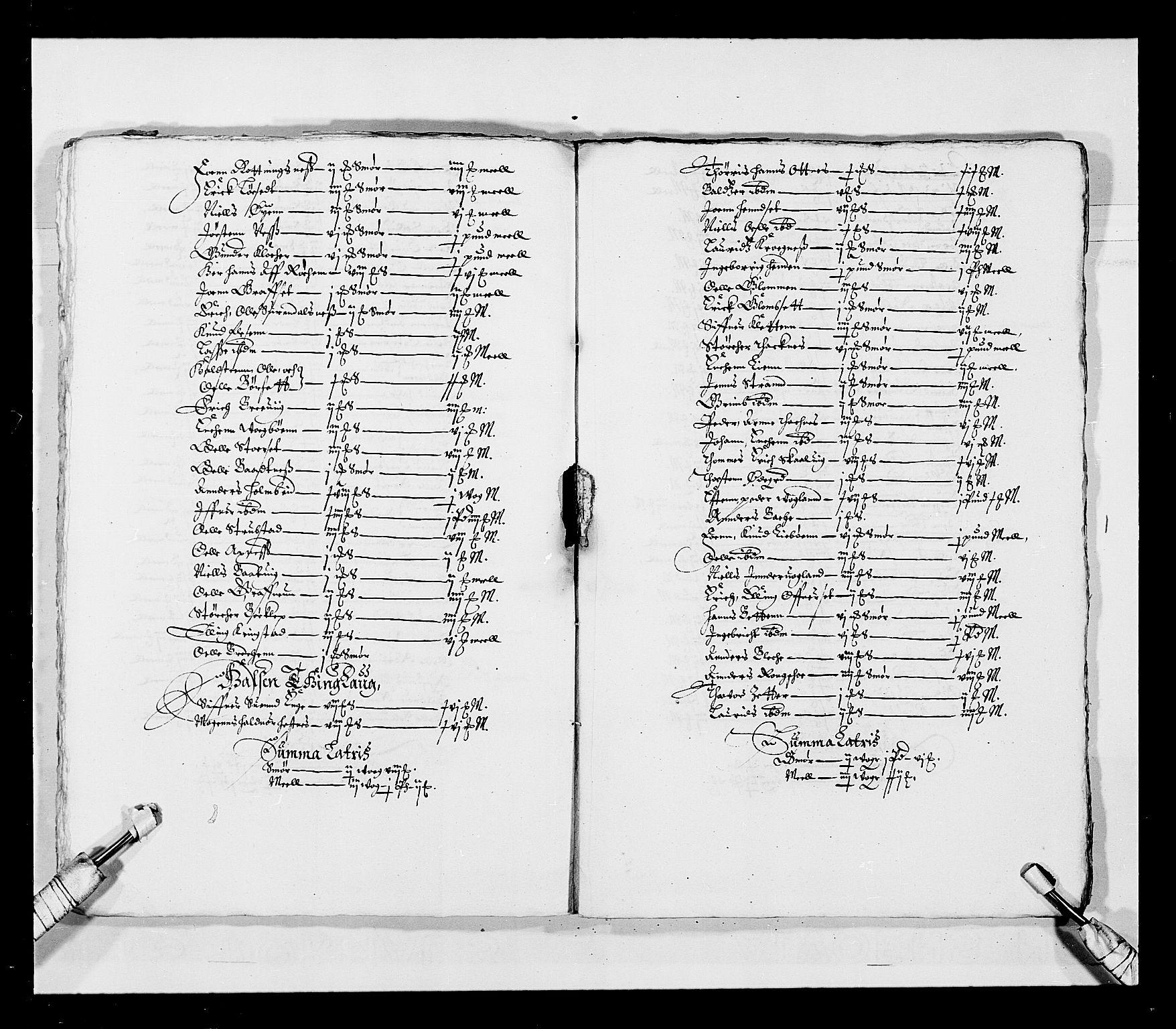 RA, Stattholderembetet 1572-1771, Ek/L0028: Jordebøker 1633-1658:, 1645-1646, s. 12