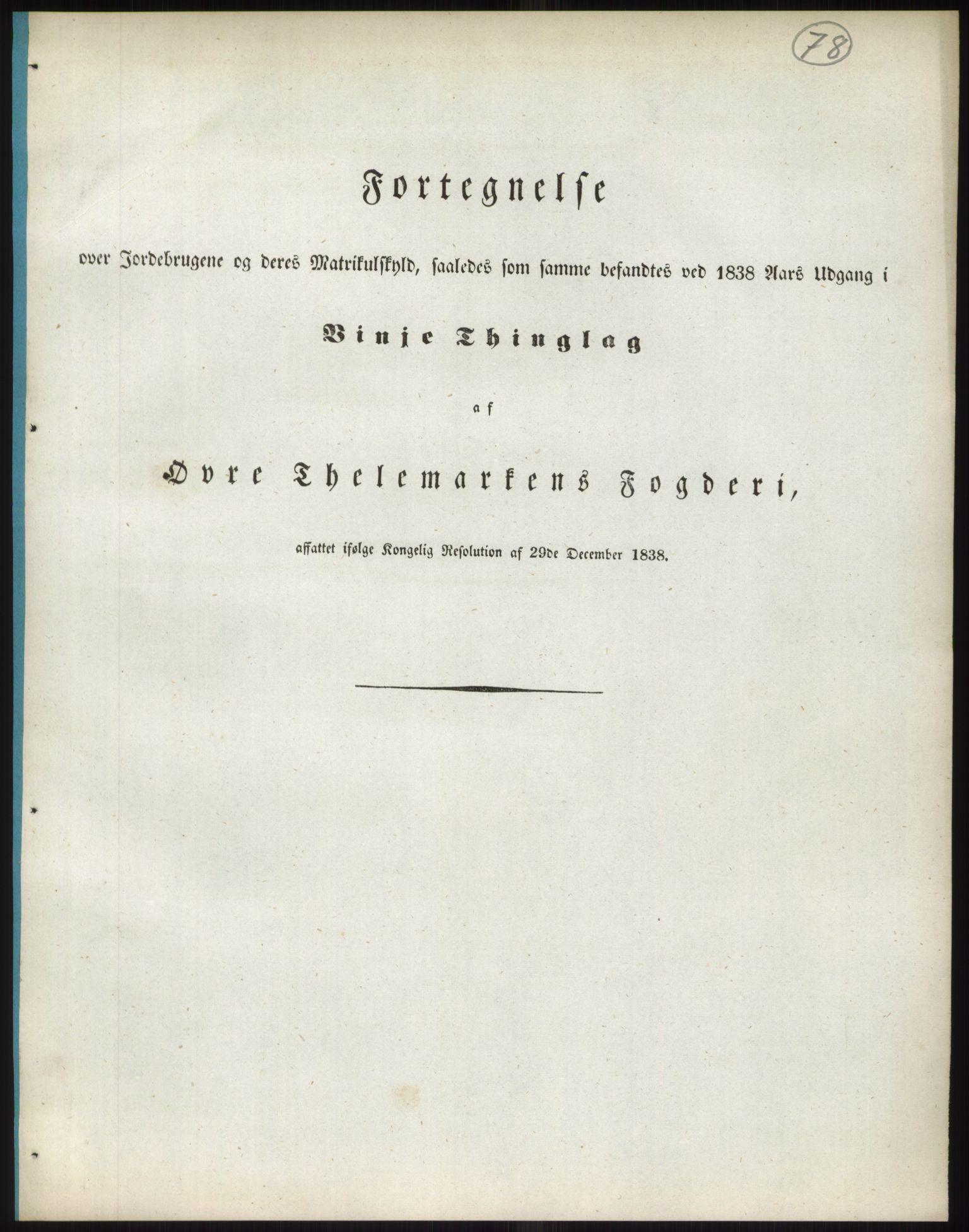 RA, 1838-matrikkelen (publikasjon)*, 1838, s. 78