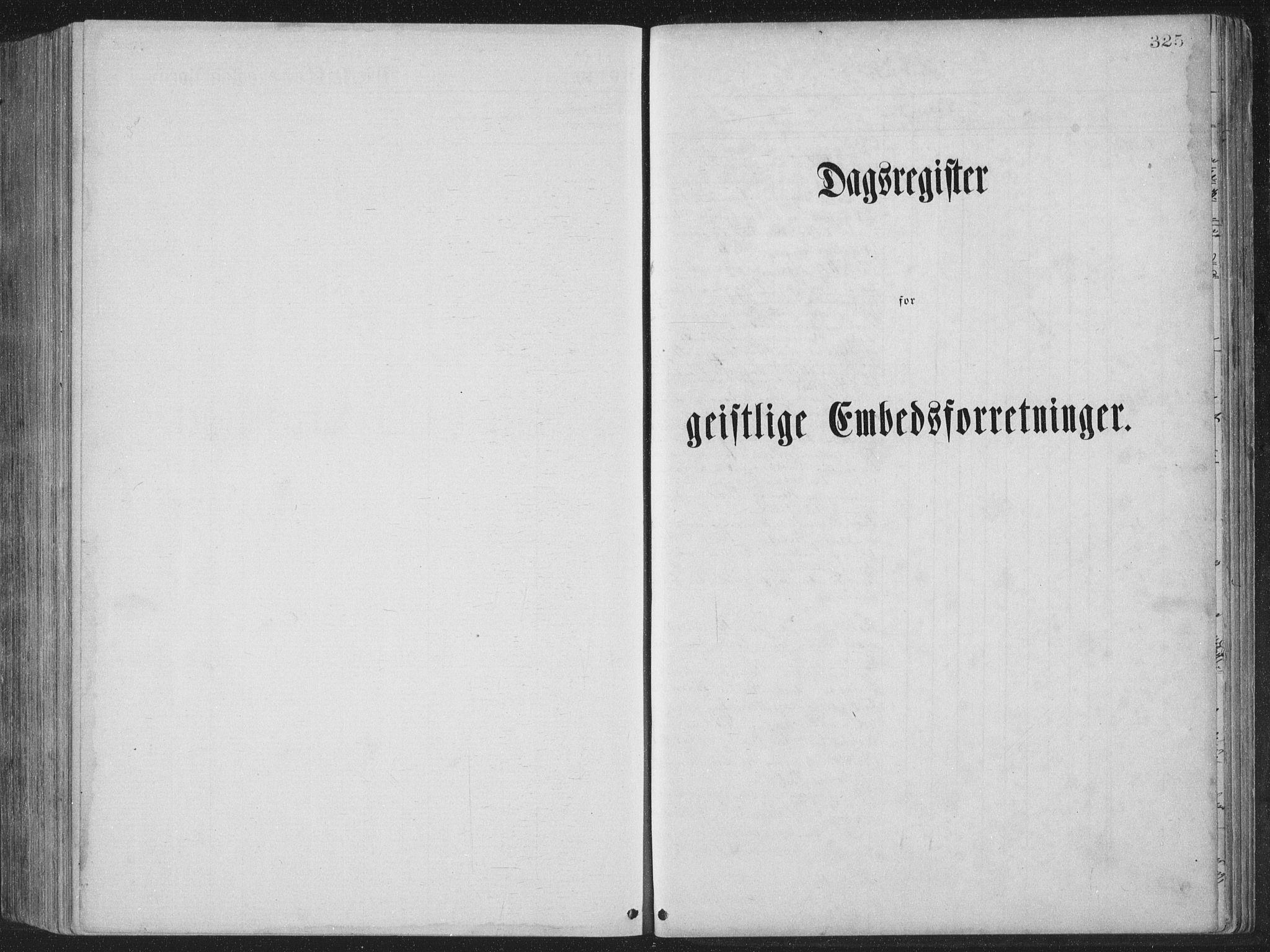 SAT, Ministerialprotokoller, klokkerbøker og fødselsregistre - Nordland, 885/L1213: Klokkerbok nr. 885C02, 1874-1892, s. 325