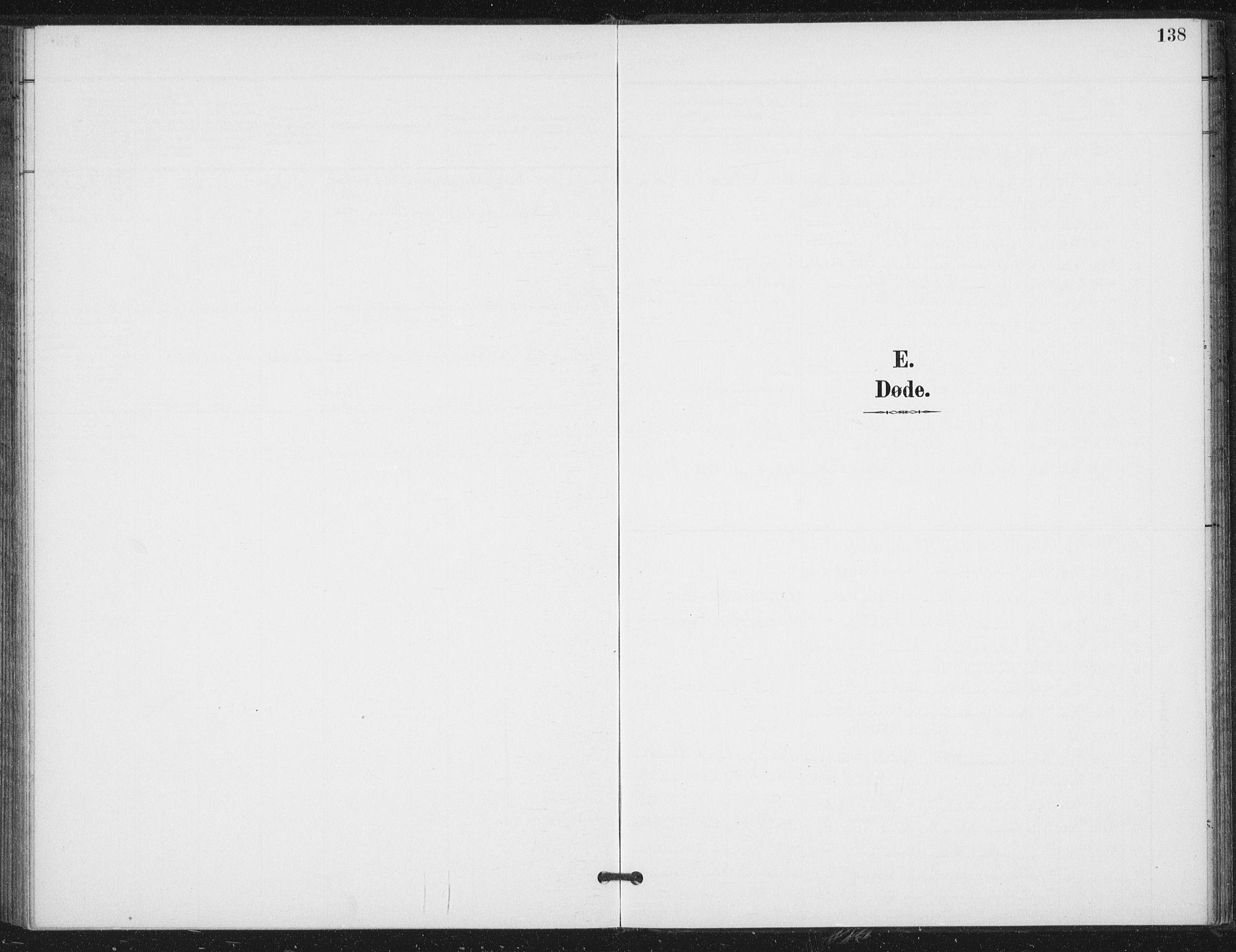 SAT, Ministerialprotokoller, klokkerbøker og fødselsregistre - Nord-Trøndelag, 714/L0131: Ministerialbok nr. 714A02, 1896-1918, s. 138