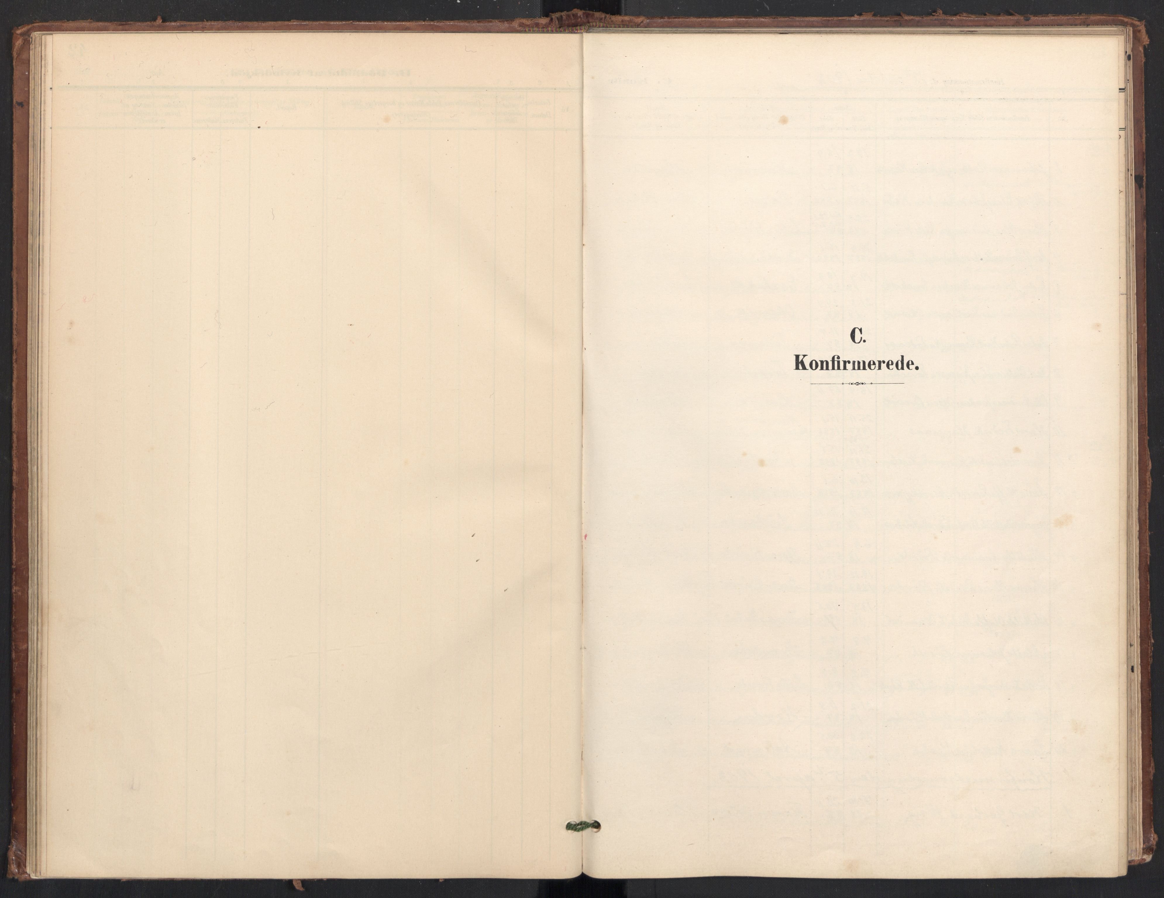 SAT, Ministerialprotokoller, klokkerbøker og fødselsregistre - Møre og Romsdal, 504/L0057: Ministerialbok nr. 504A04, 1902-1919