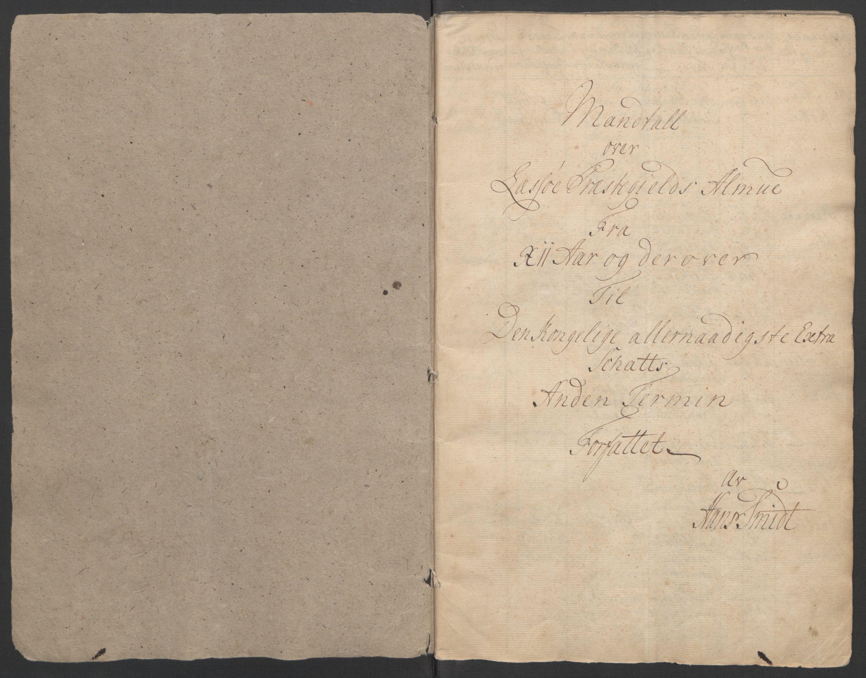 RA, Rentekammeret inntil 1814, Reviderte regnskaper, Fogderegnskap, R17/L1266: Ekstraskatten Gudbrandsdal, 1762-1766, s. 278