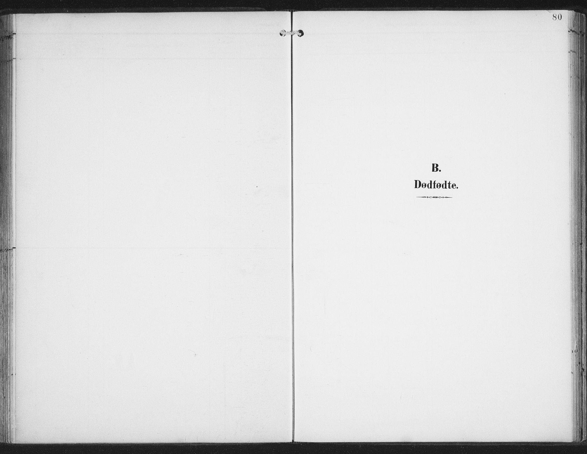 SATØ, Lenvik sokneprestembete, H/Ha: Ministerialbok nr. 15, 1896-1915, s. 80
