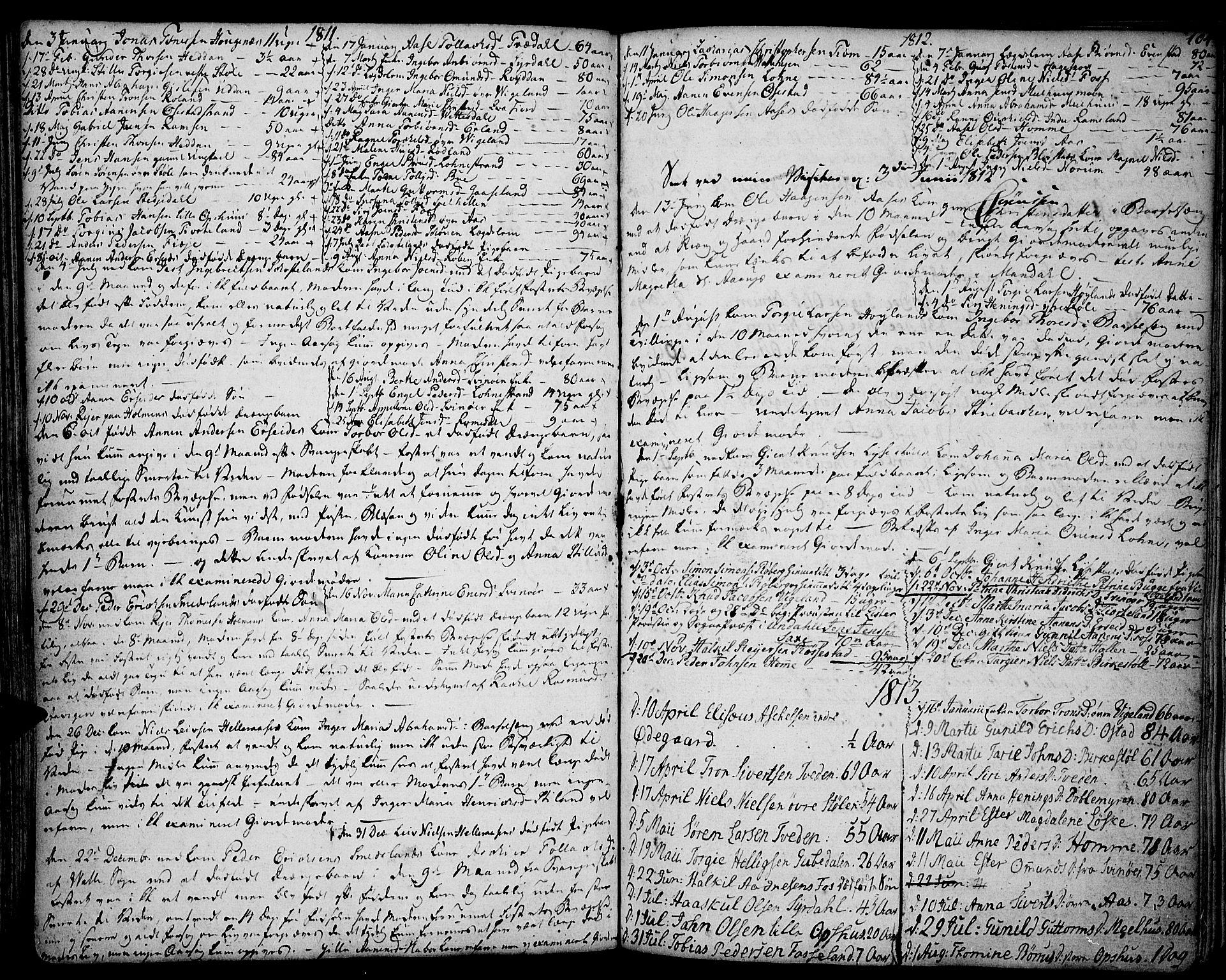 SAK, Sør-Audnedal sokneprestkontor, F/Fa/Fab/L0002: Ministerialbok nr. A 2 /1, 1766-1815, s. 104