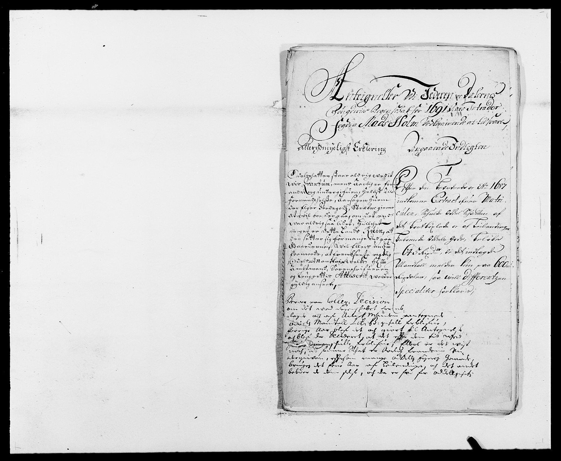 RA, Rentekammeret inntil 1814, Reviderte regnskaper, Fogderegnskap, R46/L2727: Fogderegnskap Jæren og Dalane, 1690-1693, s. 145