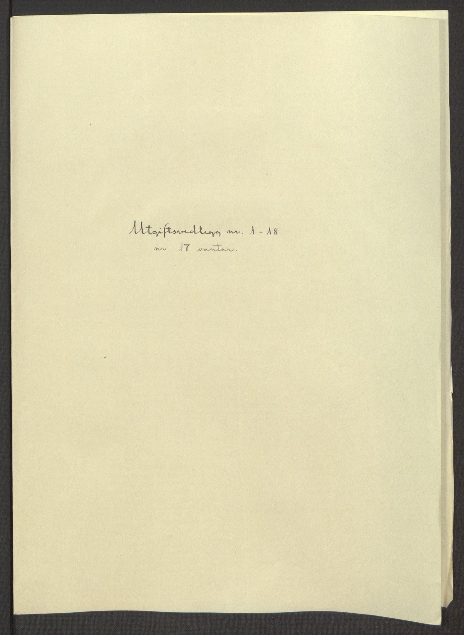 RA, Rentekammeret inntil 1814, Reviderte regnskaper, Fogderegnskap, R64/L4424: Fogderegnskap Namdal, 1692-1695, s. 131