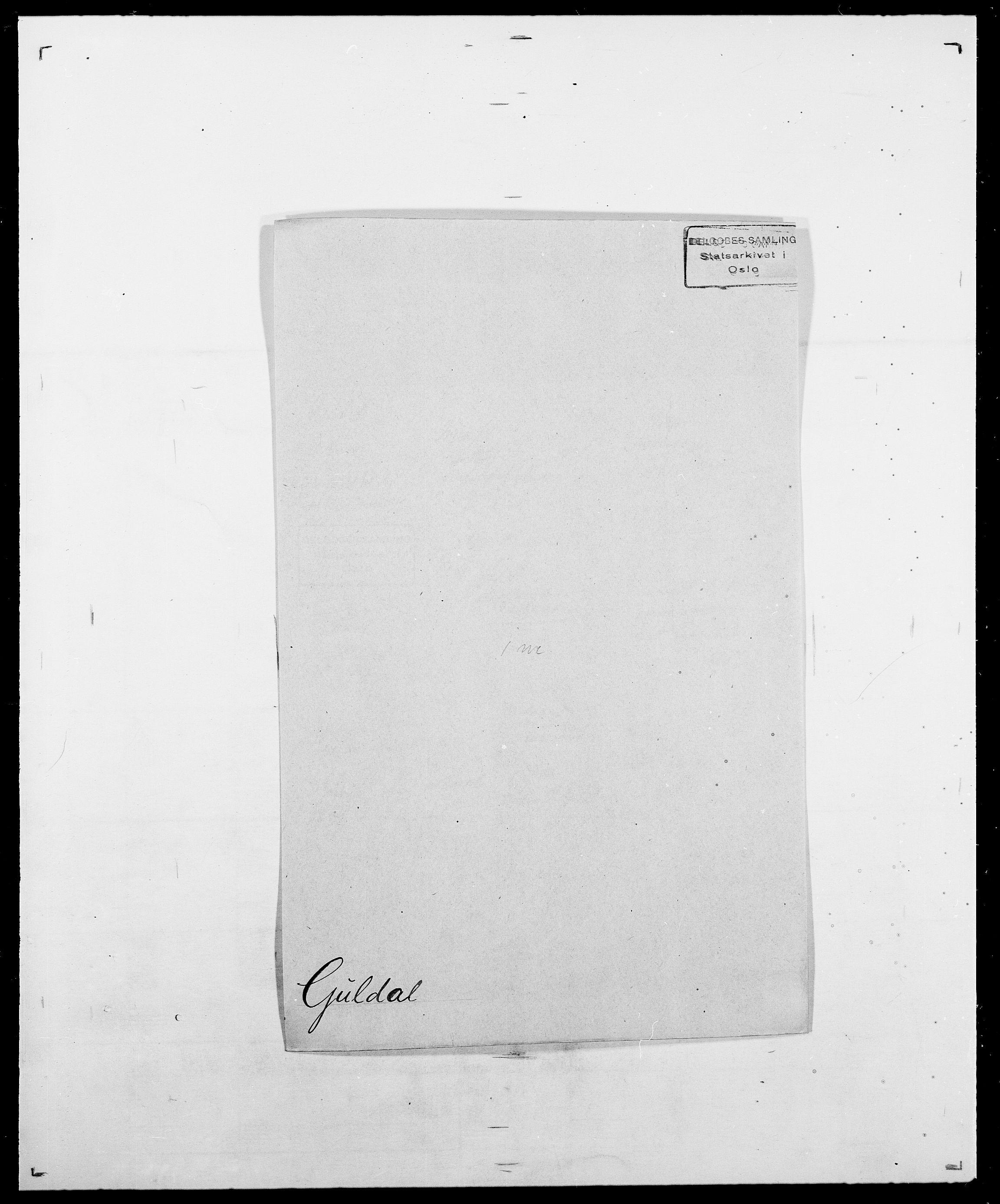 SAO, Delgobe, Charles Antoine - samling, D/Da/L0015: Grodtshilling - Halvorsæth, s. 383