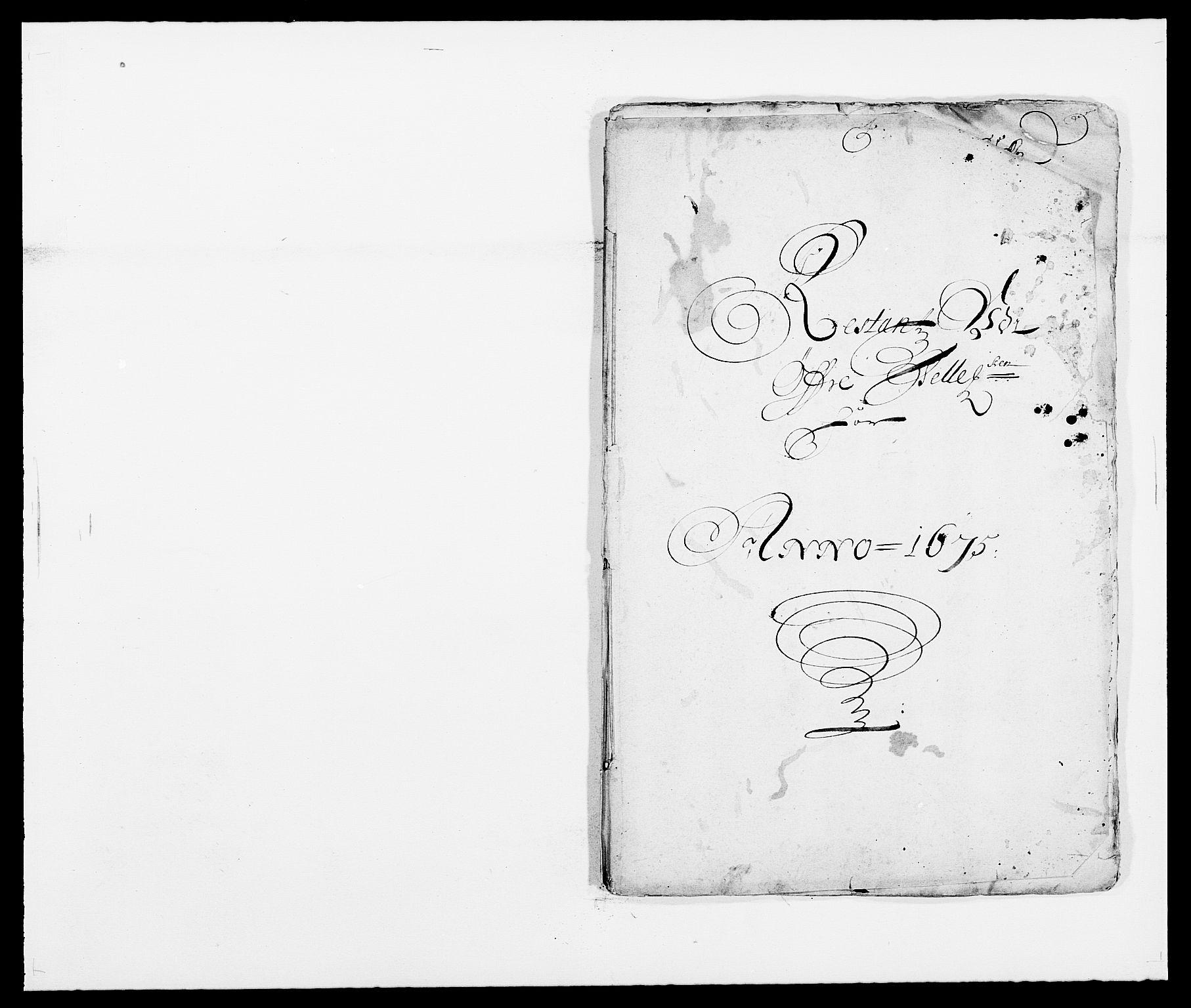 RA, Rentekammeret inntil 1814, Reviderte regnskaper, Fogderegnskap, R35/L2064: Fogderegnskap Øvre og Nedre Telemark, 1675, s. 229