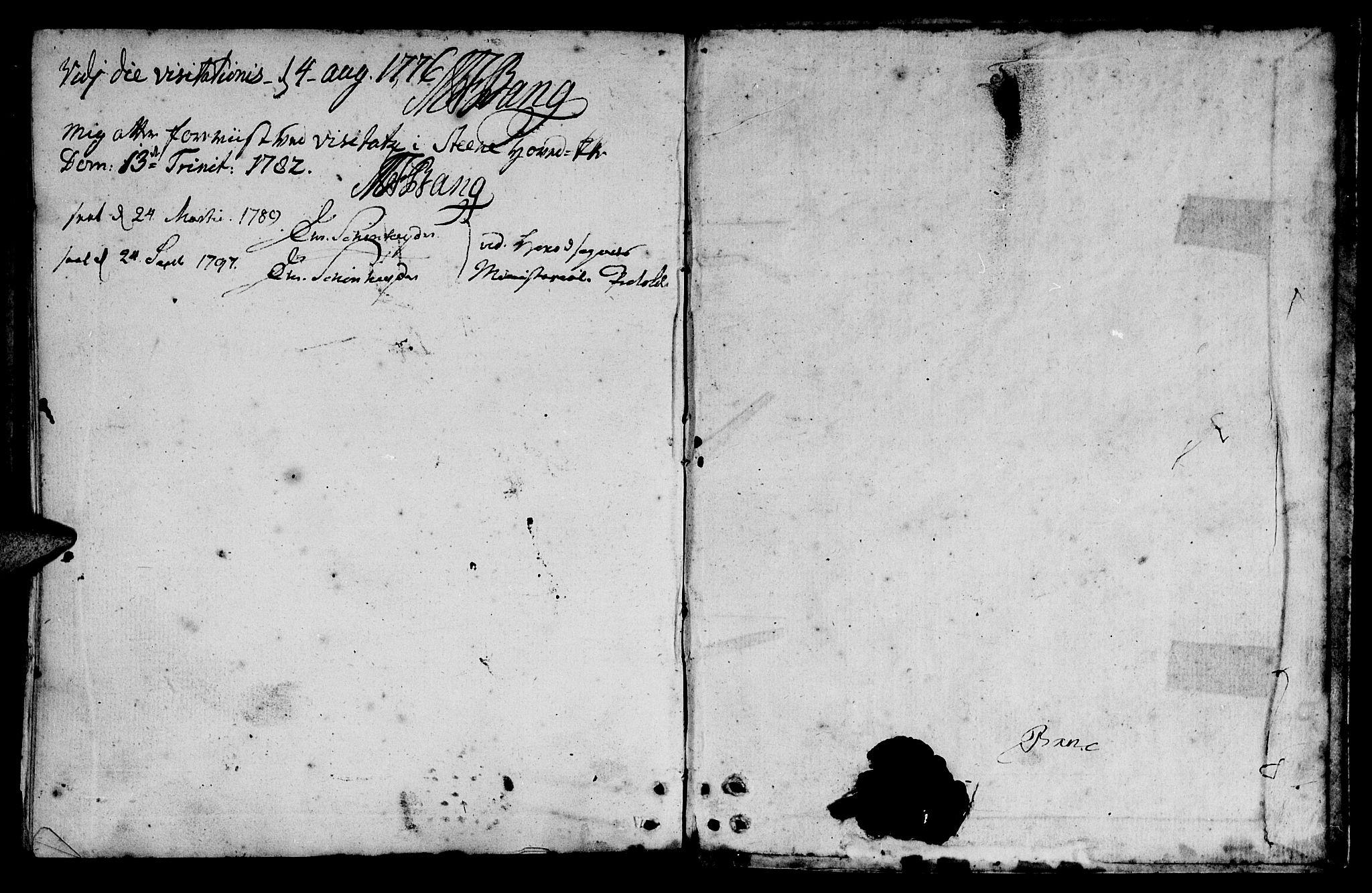 SAT, Ministerialprotokoller, klokkerbøker og fødselsregistre - Sør-Trøndelag, 666/L0784: Ministerialbok nr. 666A02, 1754-1802