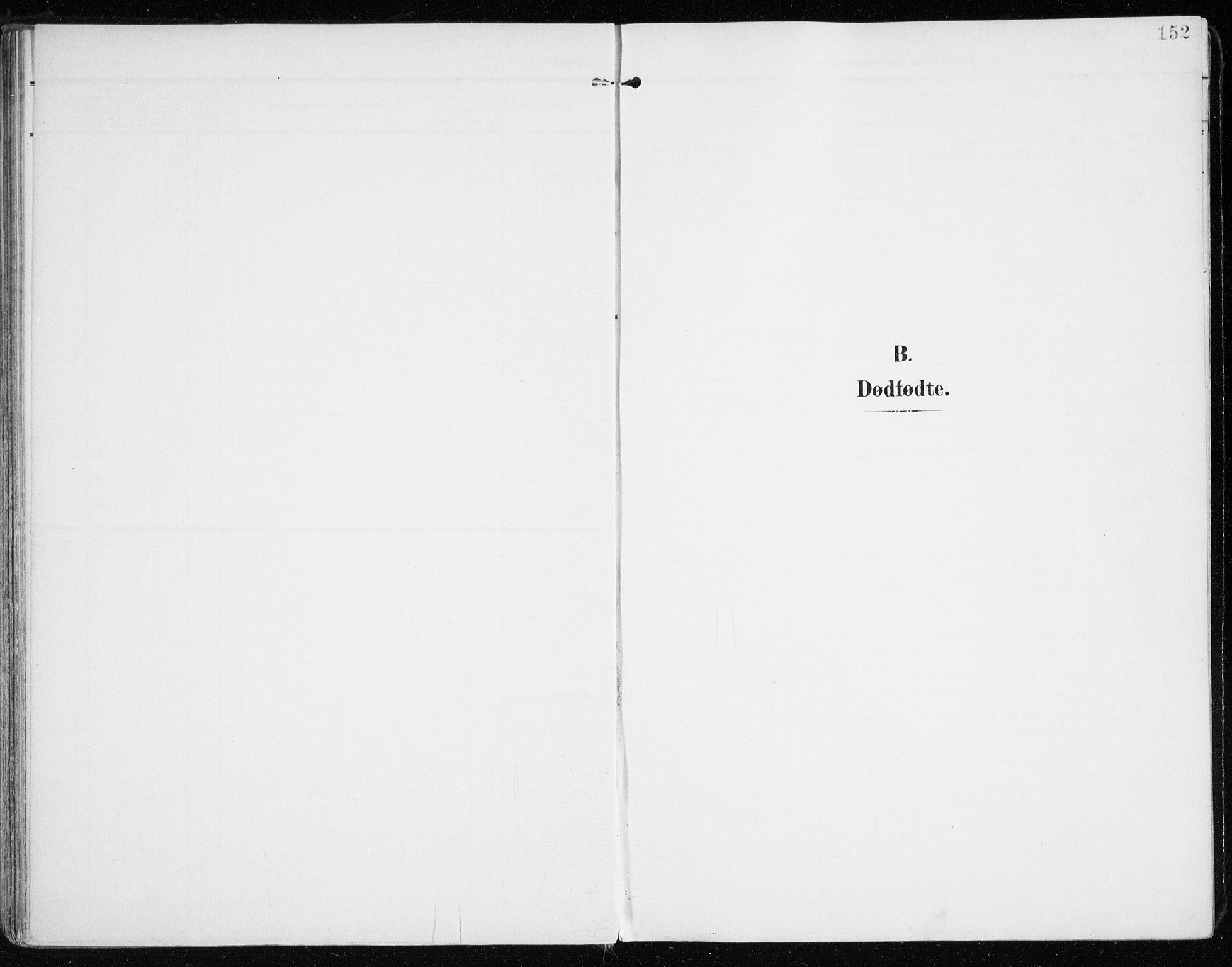 SATØ, Lyngen sokneprestembete, Ministerialbok nr. 11, 1903-1913, s. 152