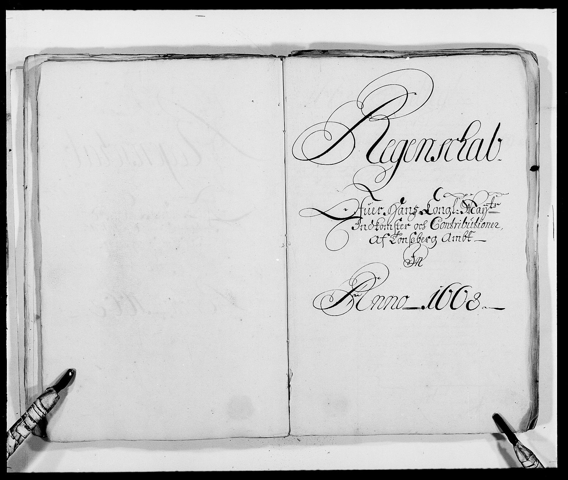RA, Rentekammeret inntil 1814, Reviderte regnskaper, Fogderegnskap, R32/L1839: Fogderegnskap Jarlsberg grevskap, 1664-1673, s. 56