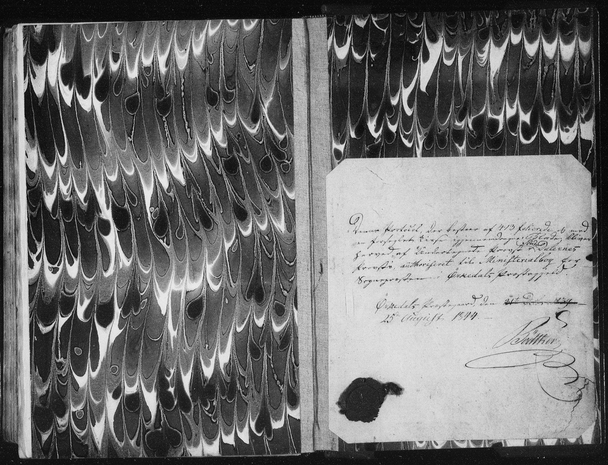 SAT, Ministerialprotokoller, klokkerbøker og fødselsregistre - Sør-Trøndelag, 668/L0805: Ministerialbok nr. 668A05, 1840-1853