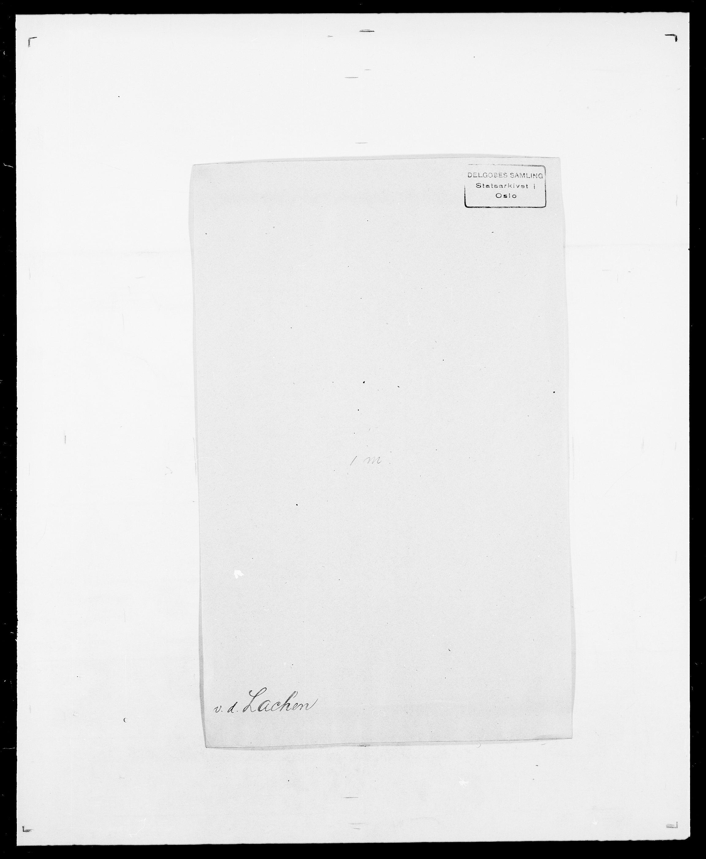 SAO, Delgobe, Charles Antoine - samling, D/Da/L0022: Krog - Lasteen, s. 366