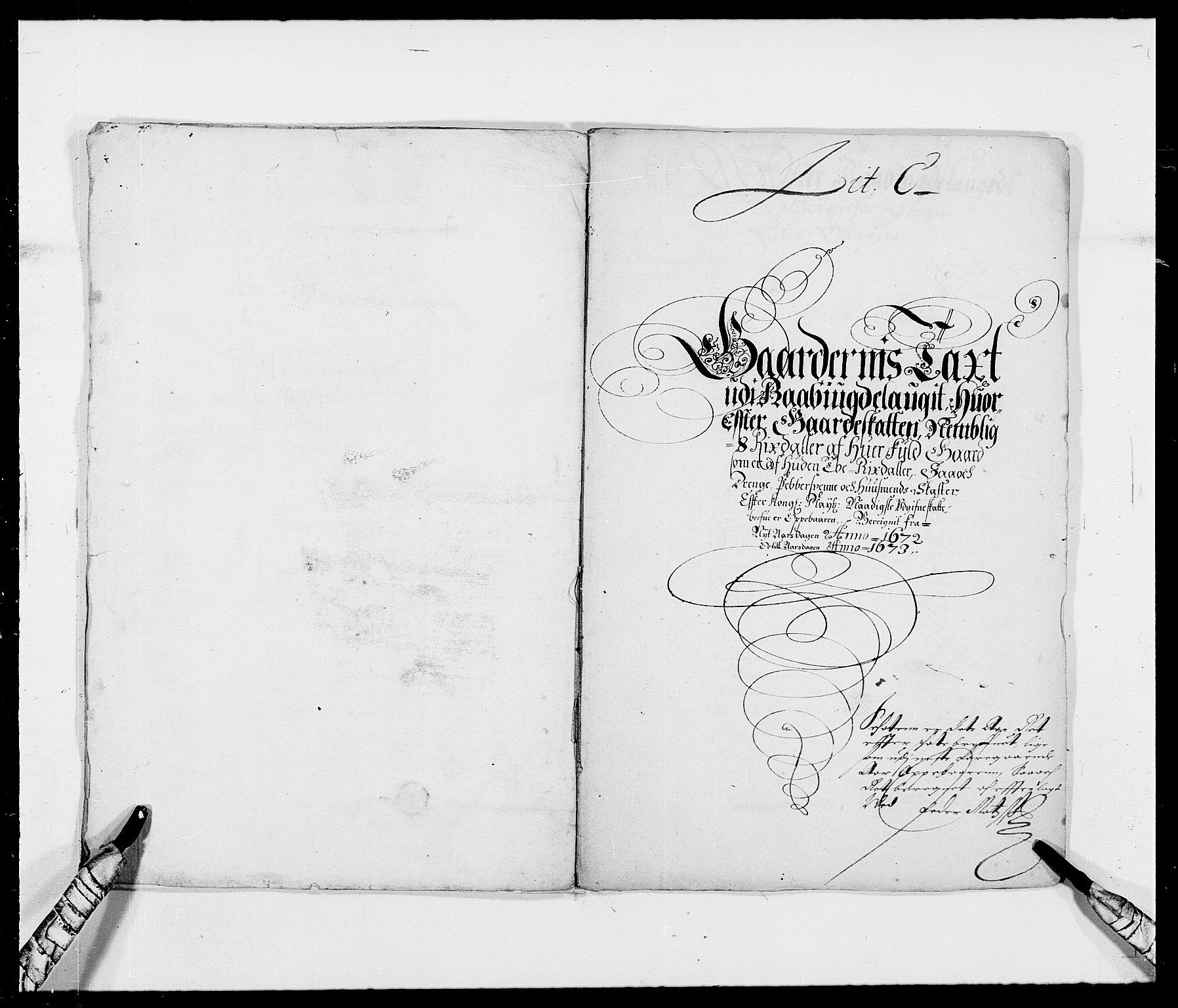 RA, Rentekammeret inntil 1814, Reviderte regnskaper, Fogderegnskap, R40/L2433: Fogderegnskap Råbyggelag, 1671-1674, s. 101