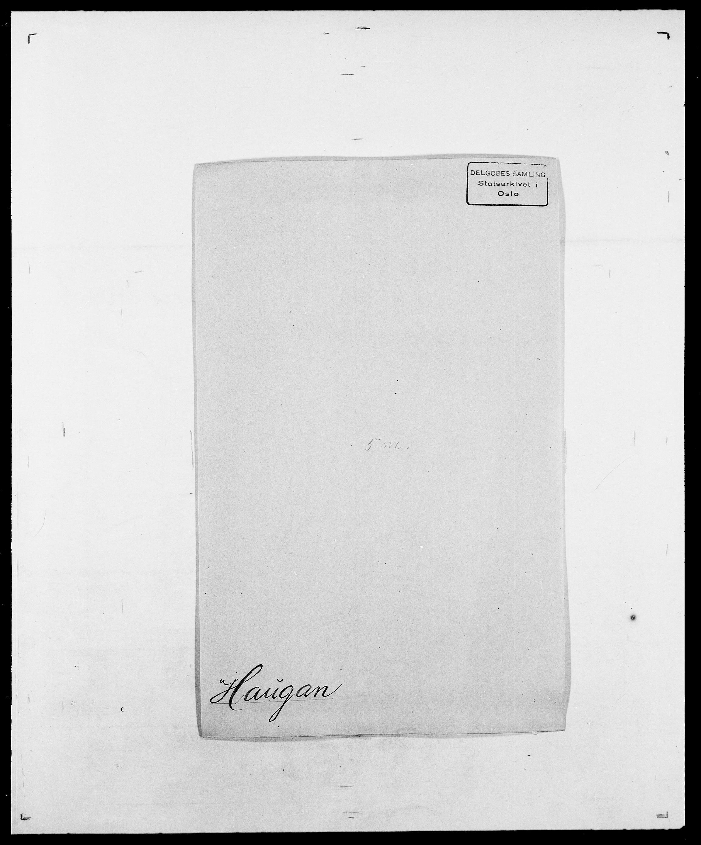 SAO, Delgobe, Charles Antoine - samling, D/Da/L0016: Hamborg - Hektoen, s. 593