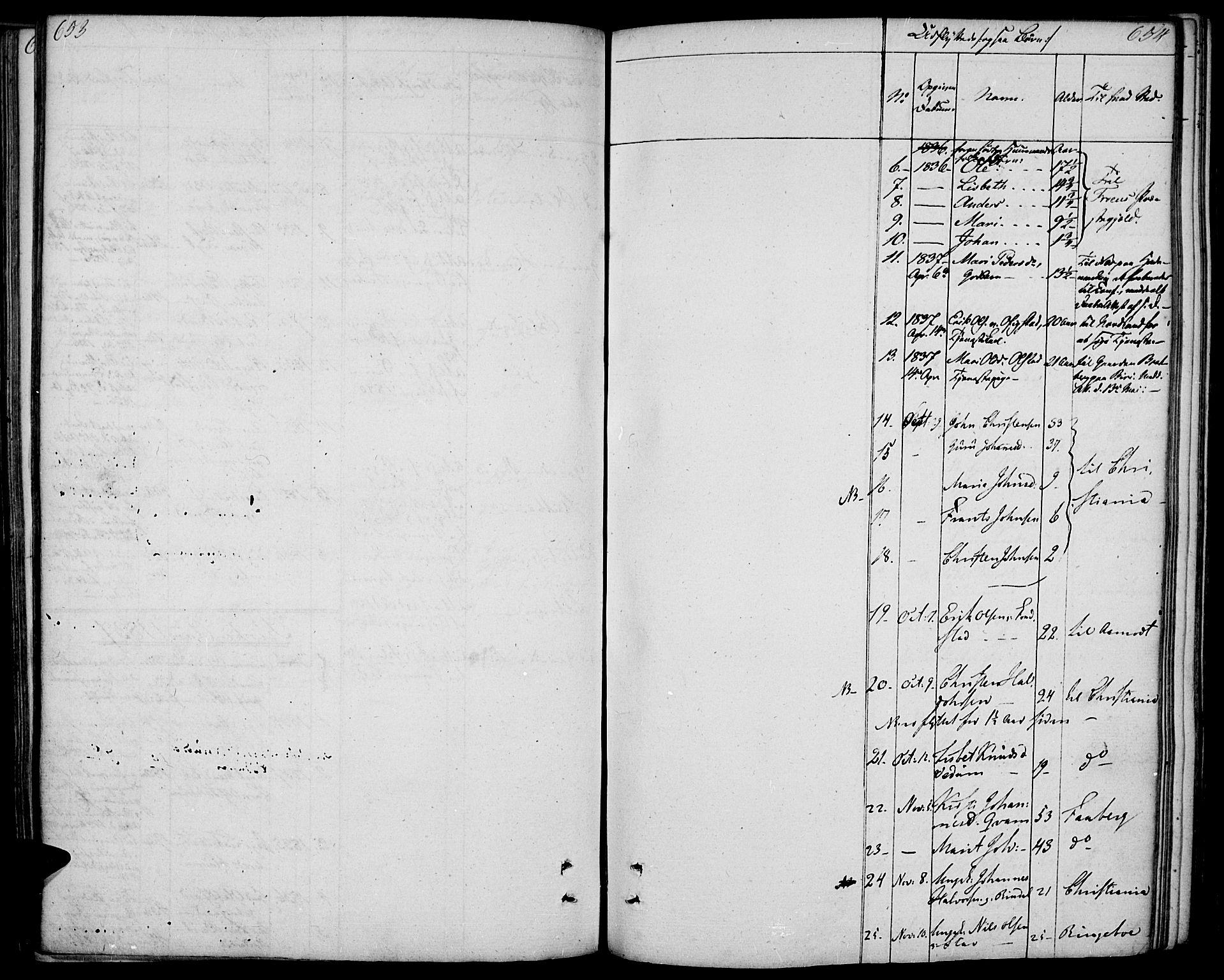 SAH, Øyer prestekontor, Ministerialbok nr. 4, 1824-1841, s. 653-654