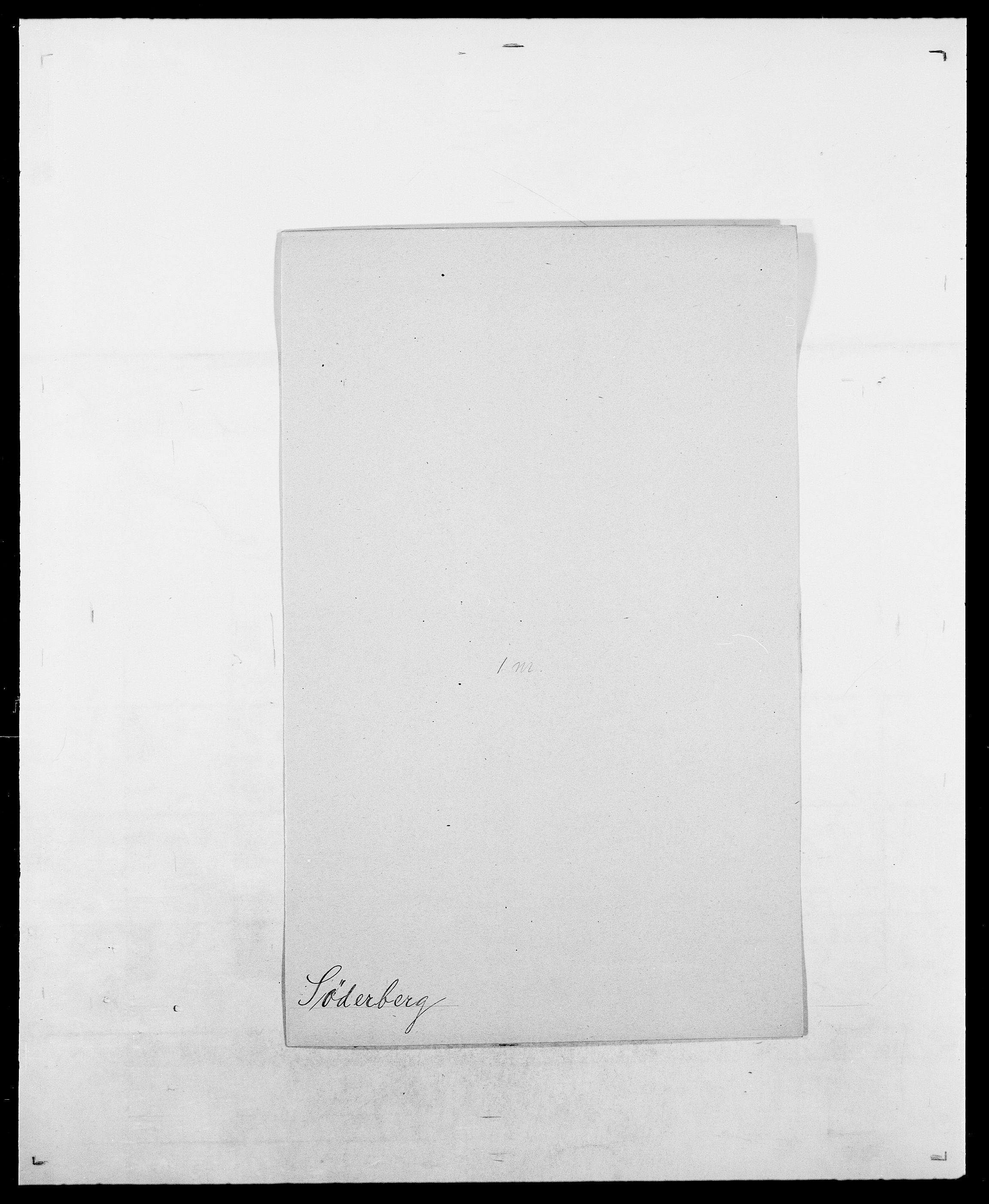 SAO, Delgobe, Charles Antoine - samling, D/Da/L0038: Svanenskjold - Thornsohn, s. 143