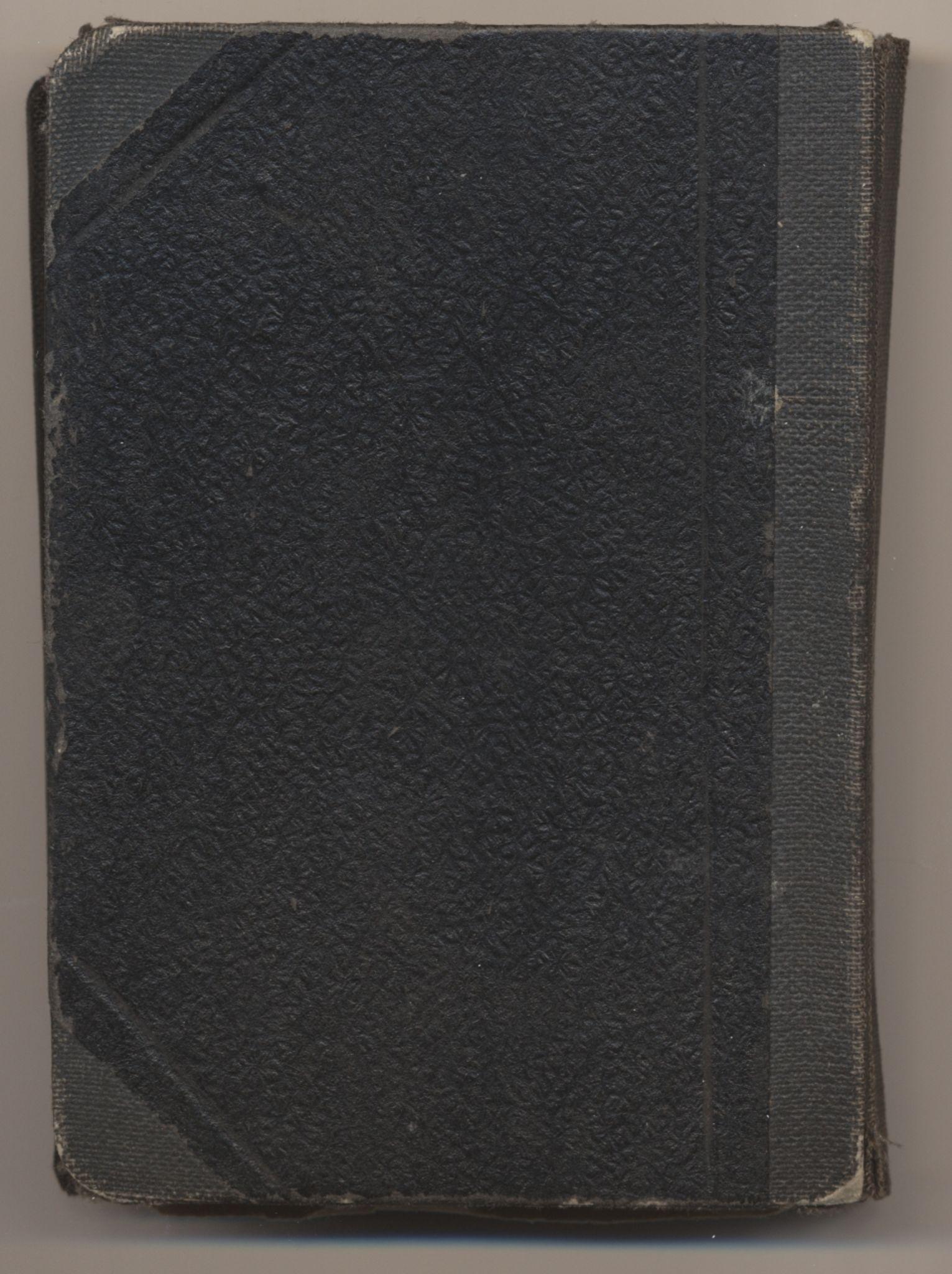 FSM, Falstadsenteret, dokumentsamling, F/L0153: Johansen, Frank Storm (1919), 1942-1945