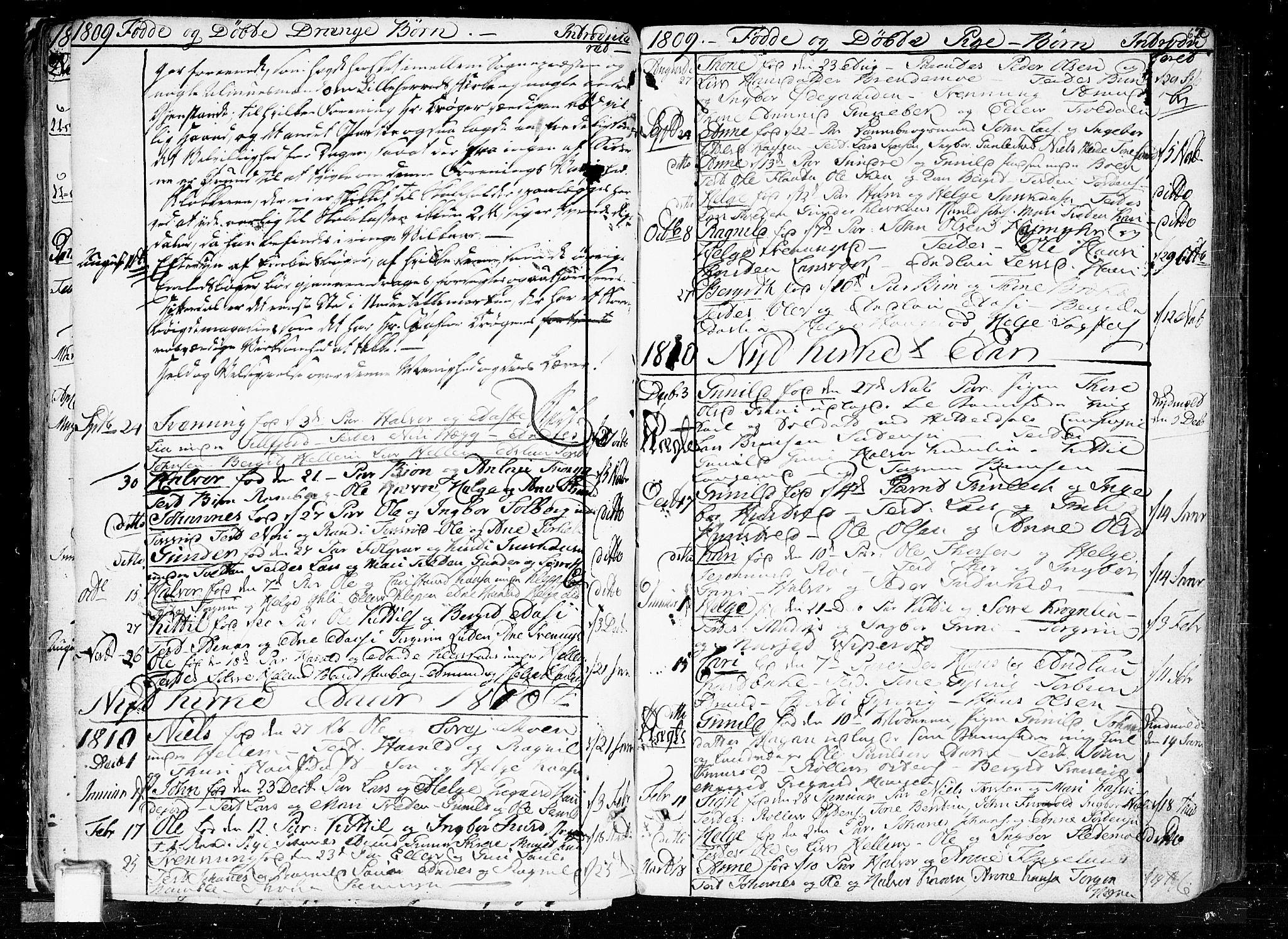 SAKO, Heddal kirkebøker, F/Fa/L0004: Ministerialbok nr. I 4, 1784-1814, s. 67