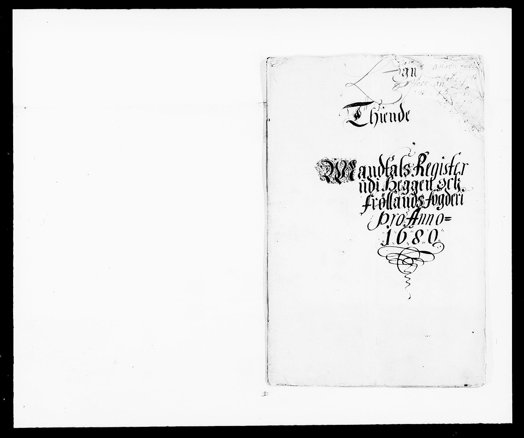 RA, Rentekammeret inntil 1814, Reviderte regnskaper, Fogderegnskap, R06/L0279: Fogderegnskap Heggen og Frøland, 1678-1680, s. 512