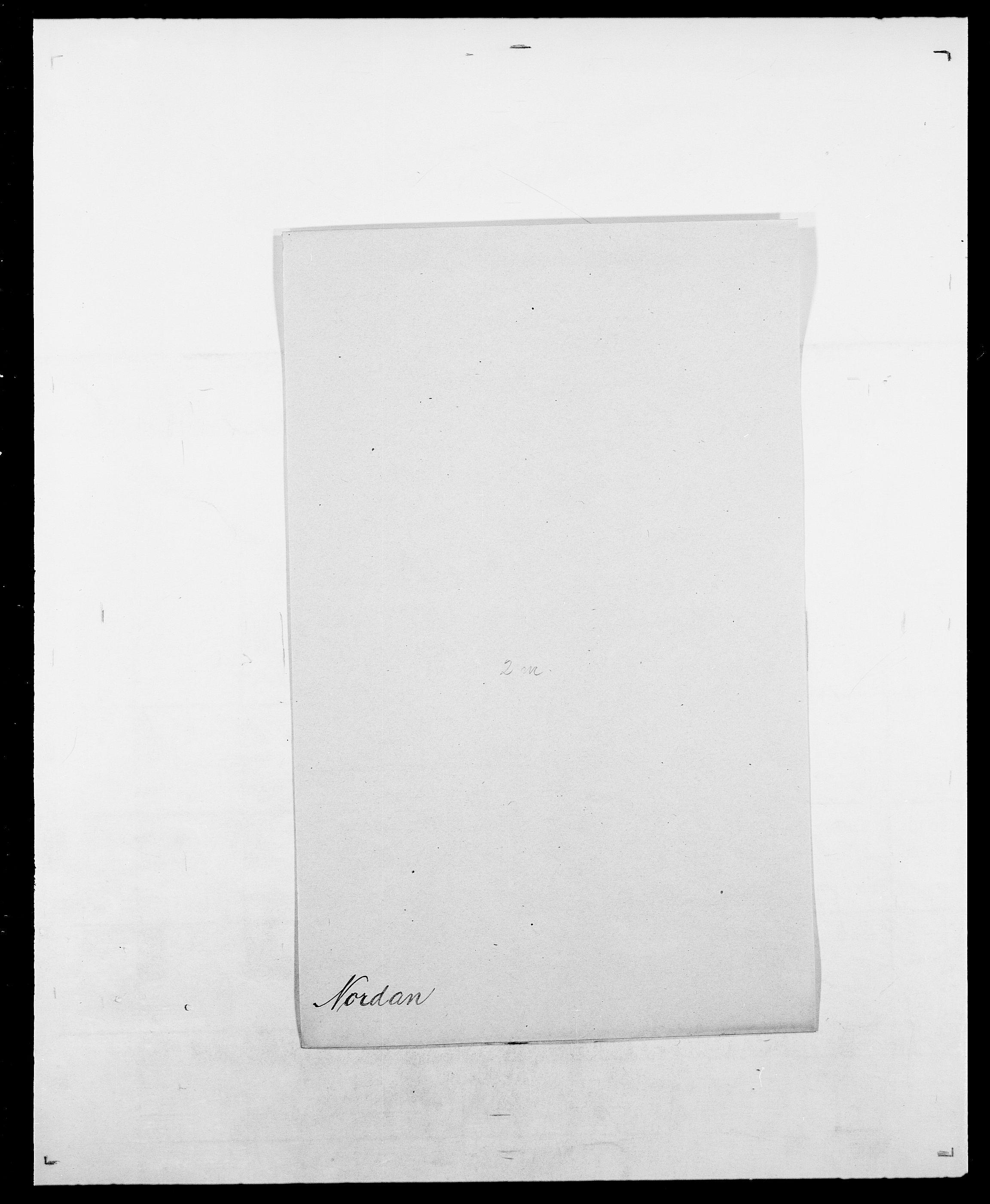 SAO, Delgobe, Charles Antoine - samling, D/Da/L0028: Naaden - Nøvik, s. 415