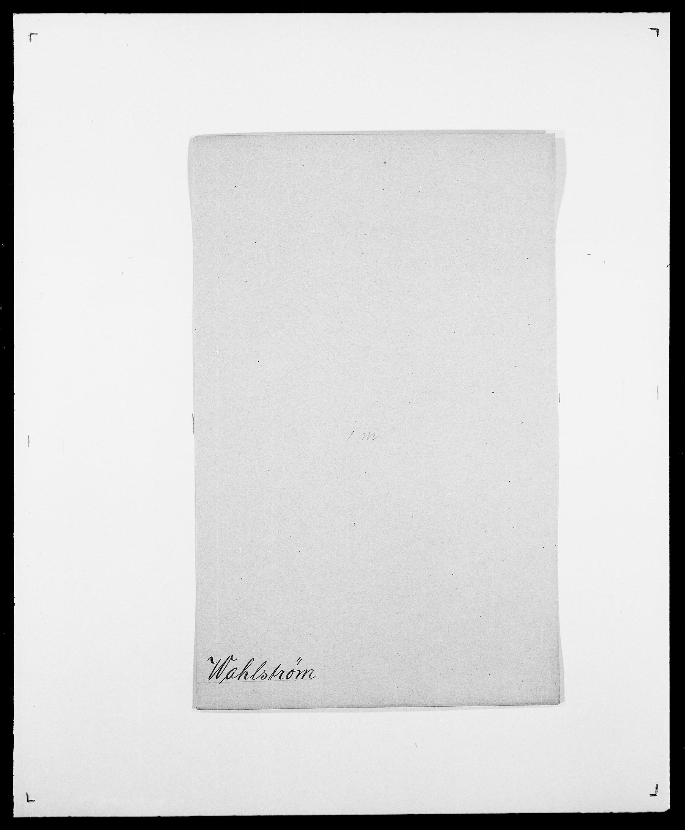 SAO, Delgobe, Charles Antoine - samling, D/Da/L0040: Usgaard - Velund, s. 118