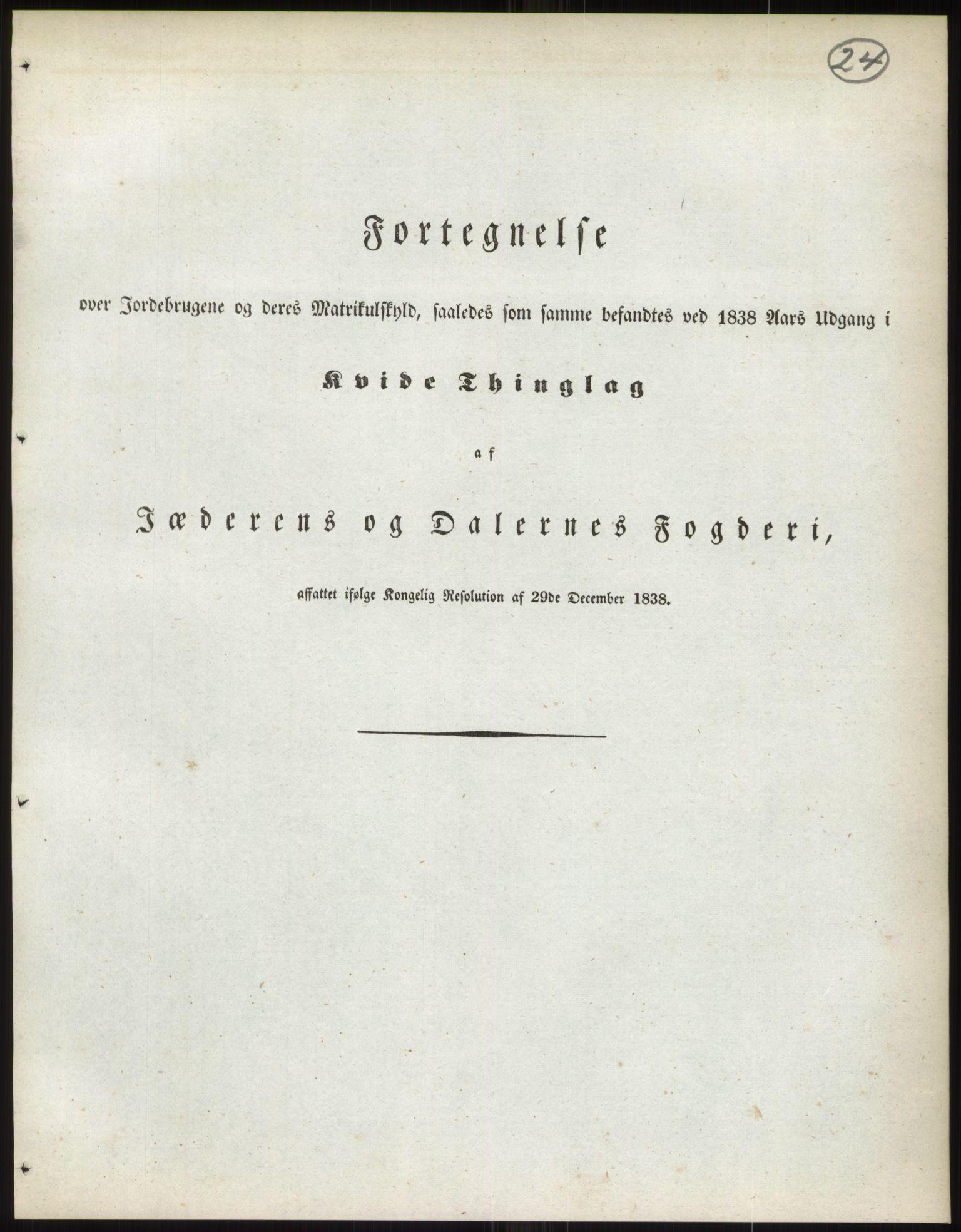RA, 1838-matrikkelen (publikasjon)*, 1838, s. 24