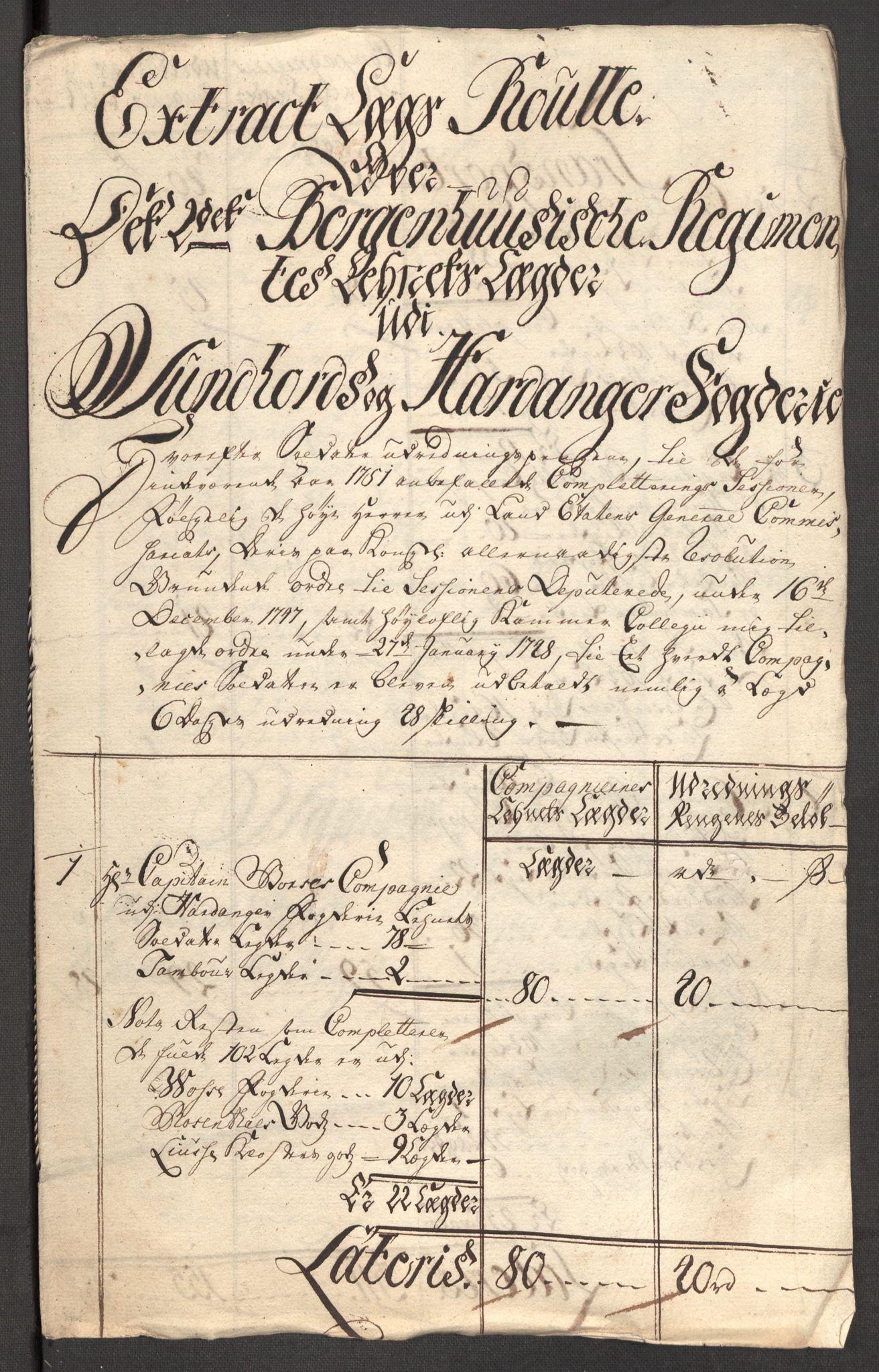 RA, Rentekammeret inntil 1814, Reviderte regnskaper, Fogderegnskap, R48/L3056: Fogderegnskap Sunnhordland og Hardanger, 1751, s. 401