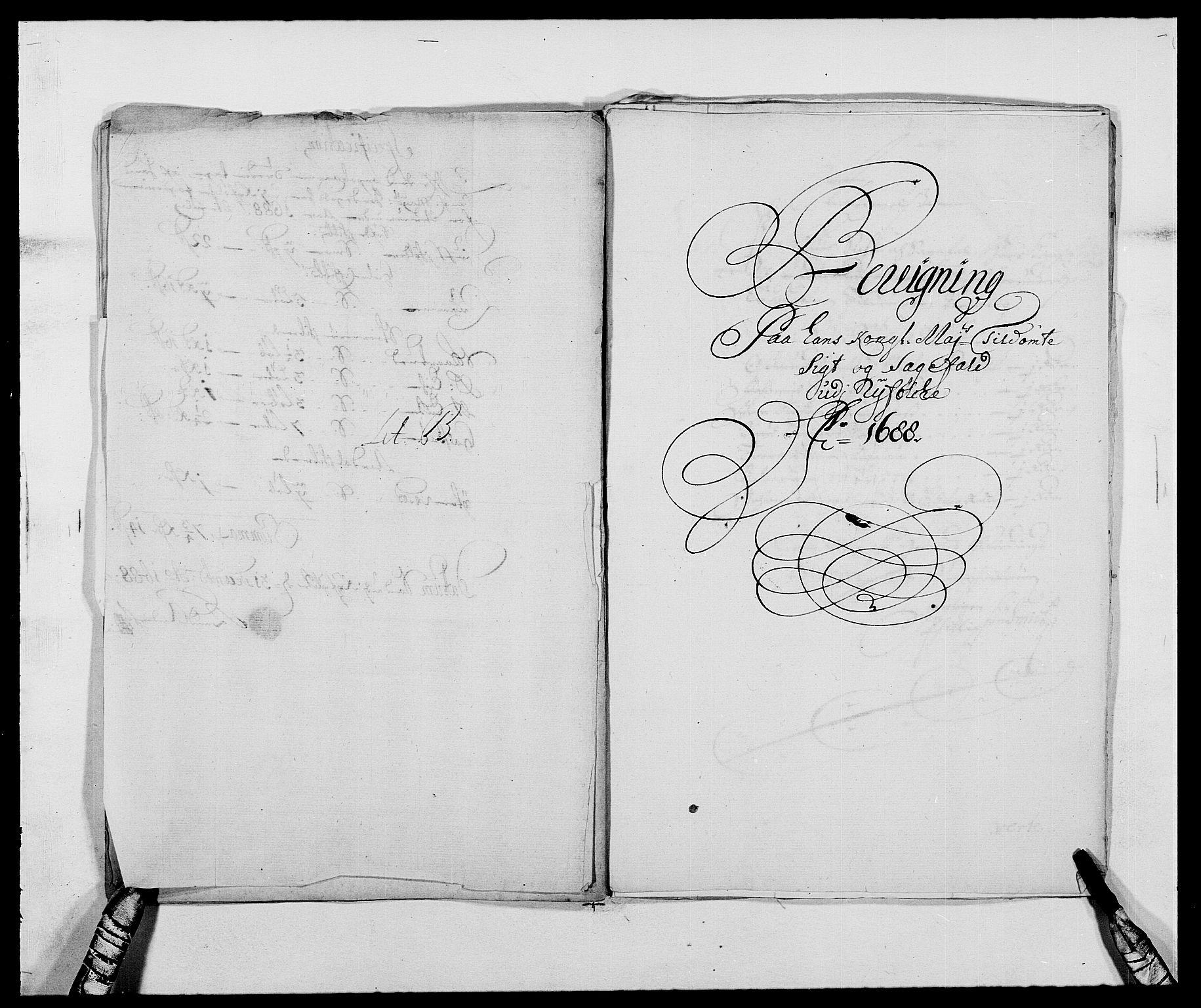 RA, Rentekammeret inntil 1814, Reviderte regnskaper, Fogderegnskap, R47/L2855: Fogderegnskap Ryfylke, 1685-1688, s. 339