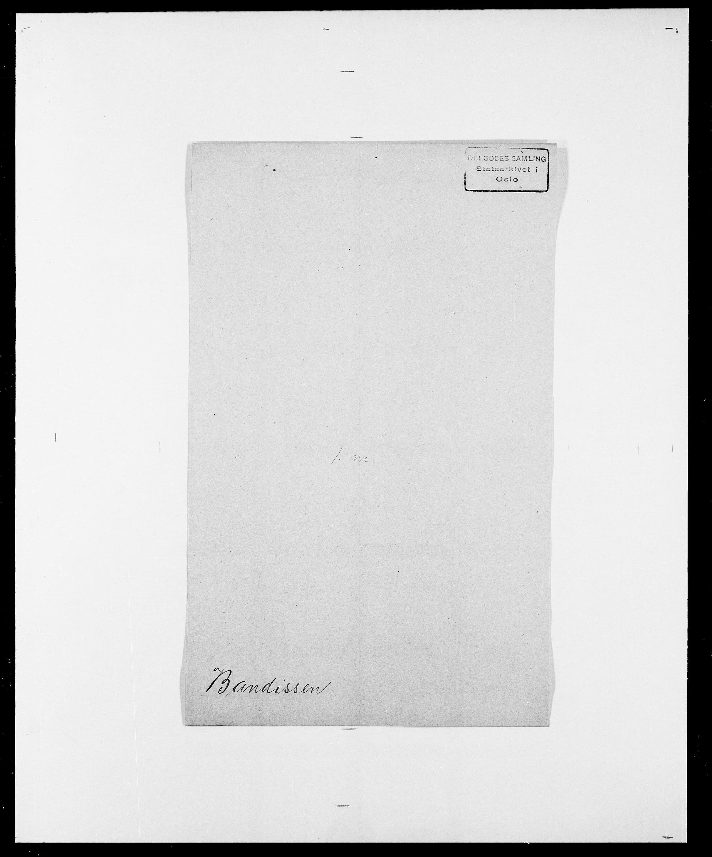 SAO, Delgobe, Charles Antoine - samling, D/Da/L0003: Barca - Bergen, s. 200