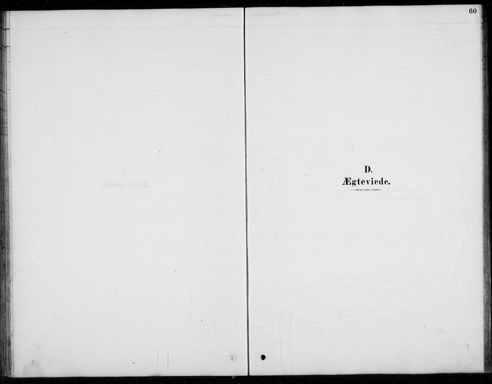 SAO, Fet prestekontor Kirkebøker, G/Gb/L0002: Klokkerbok nr. II 2, 1878-1911, s. 60