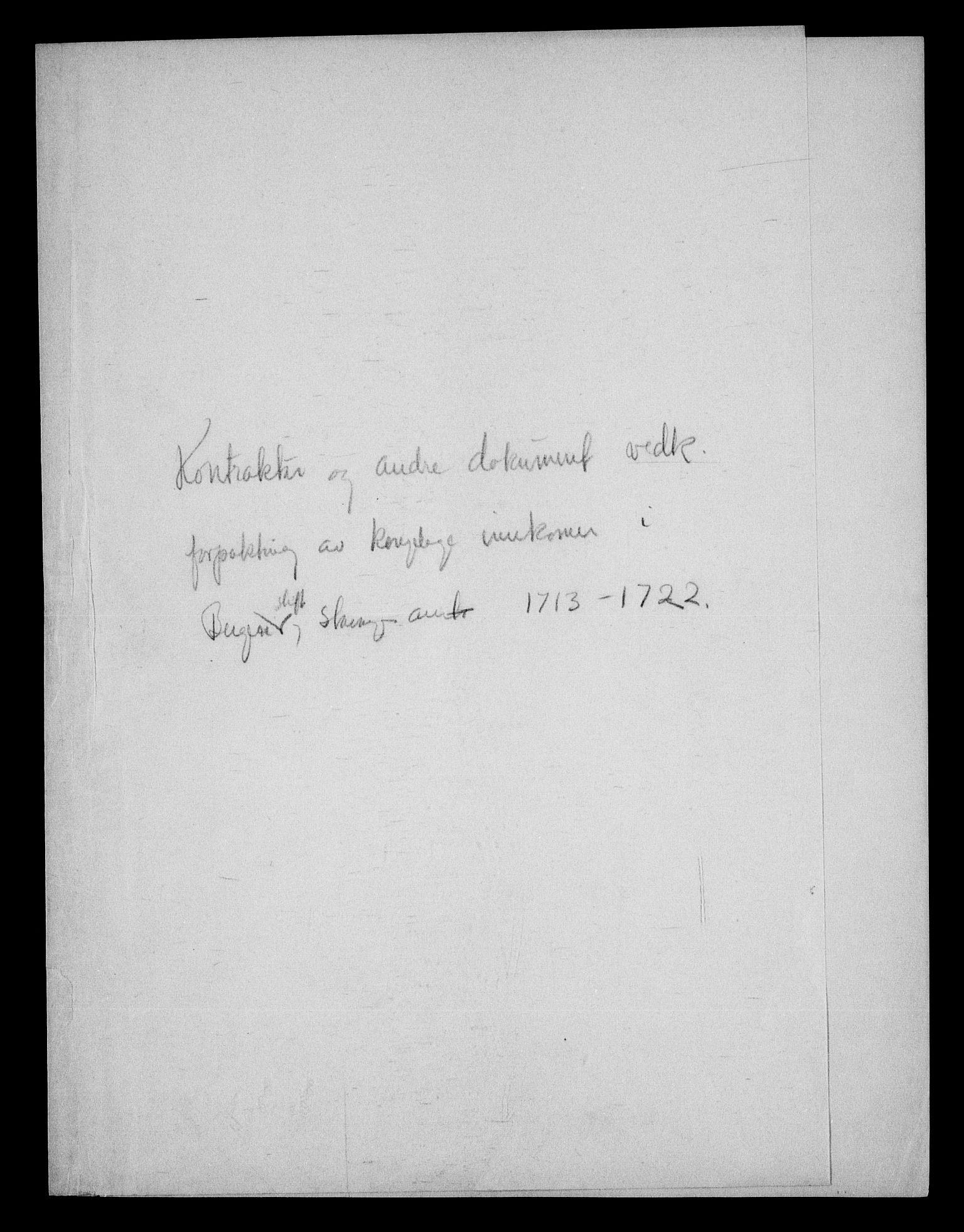 RA, Rentekammeret inntil 1814, Realistisk ordnet avdeling, On/L0003: [Jj 4]: Kommisjonsforretning over Vilhelm Hanssøns forpaktning av Halsnøy klosters gods, 1712-1722, s. 1001