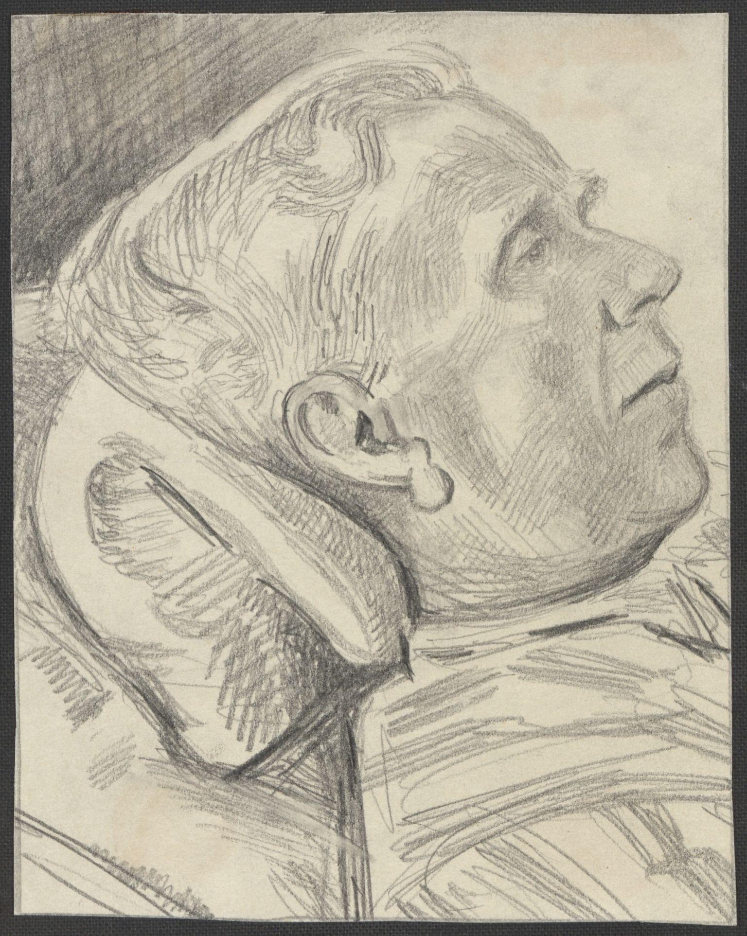 RA, Grøgaard, Joachim, F/L0002: Tegninger og tekster, 1942-1945, s. 60