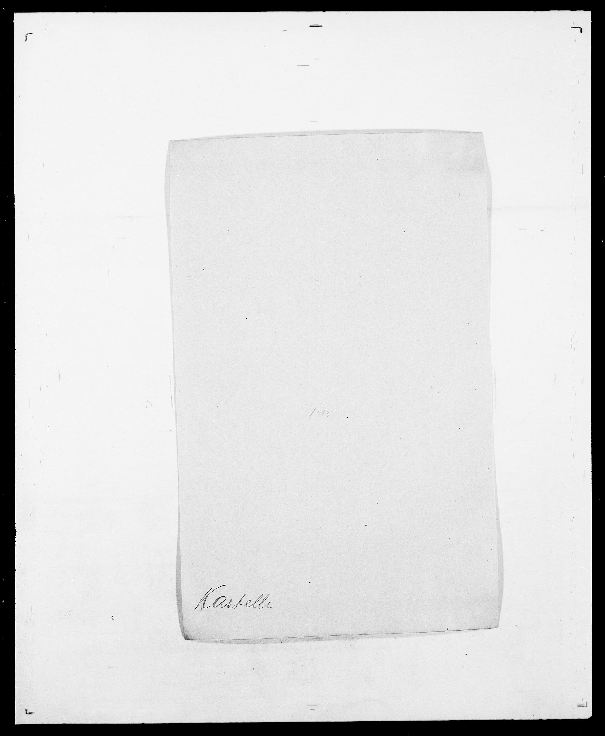 SAO, Delgobe, Charles Antoine - samling, D/Da/L0020: Irgens - Kjøsterud, s. 488