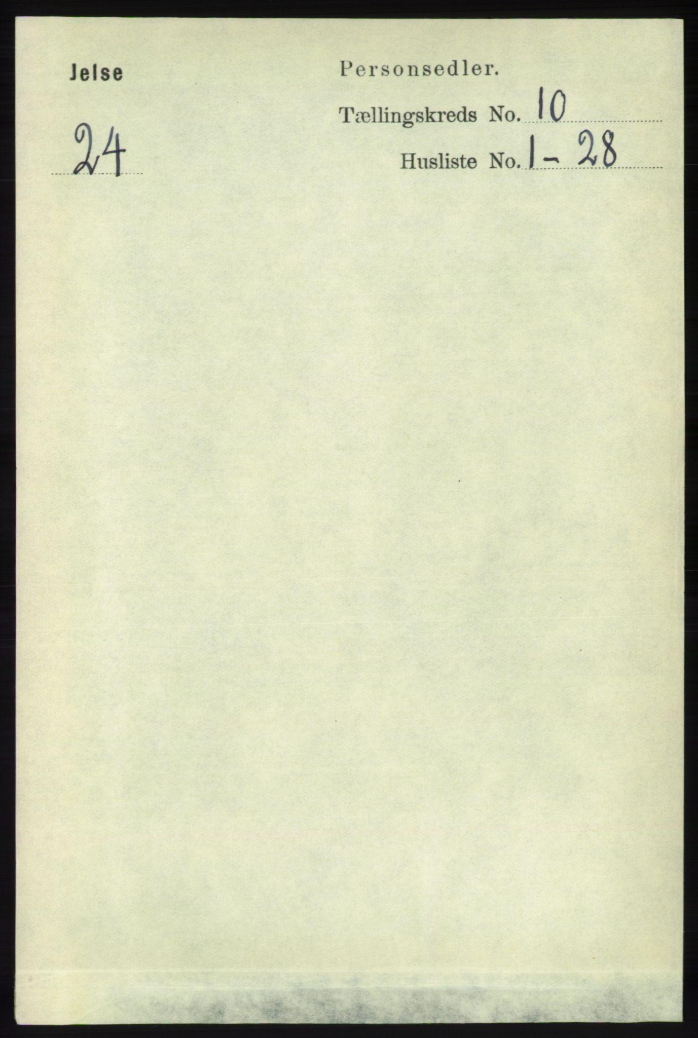 RA, Folketelling 1891 for 1138 Jelsa herred, 1891, s. 2426